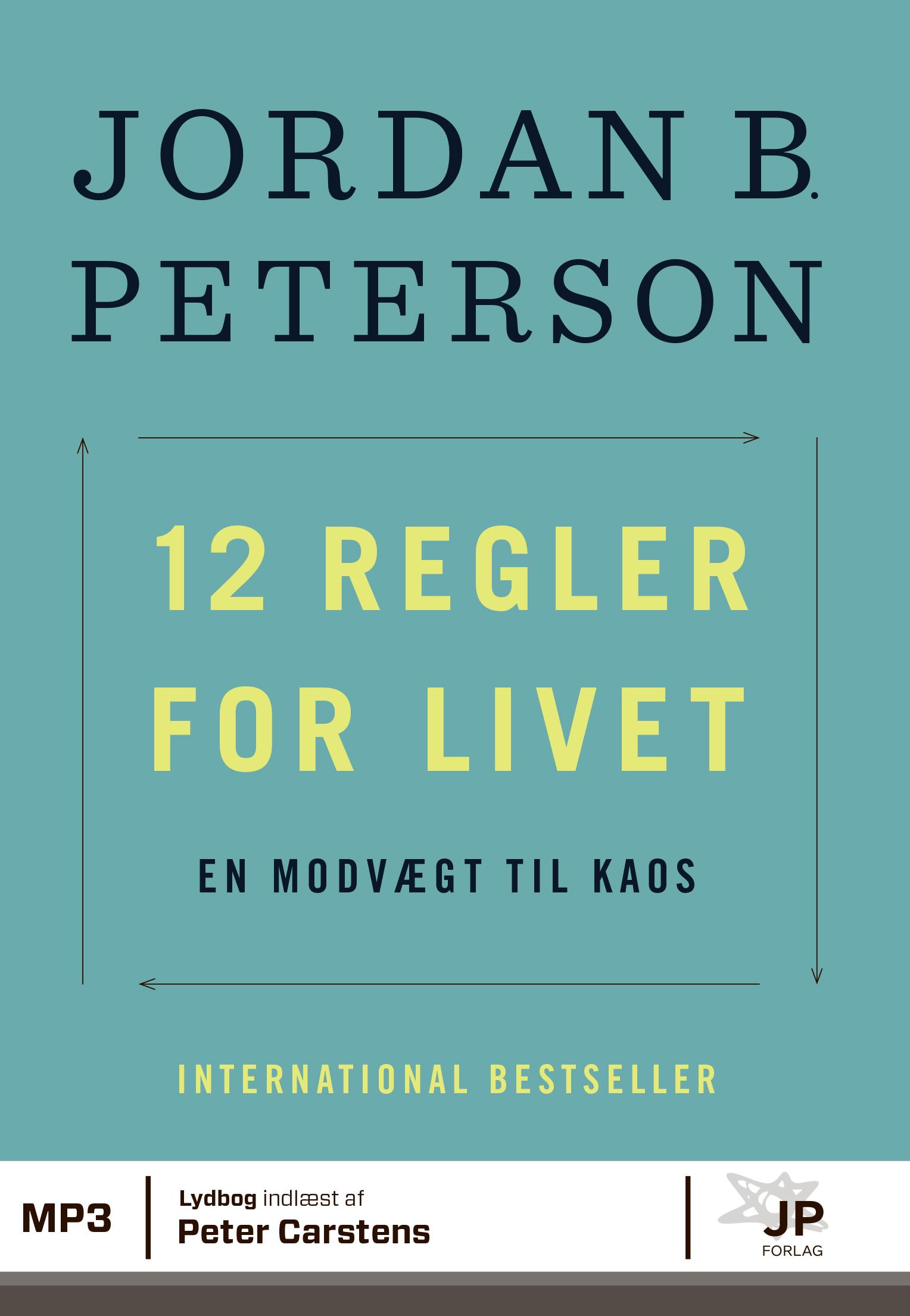 Image of   12 regler for livet - E-lydbog