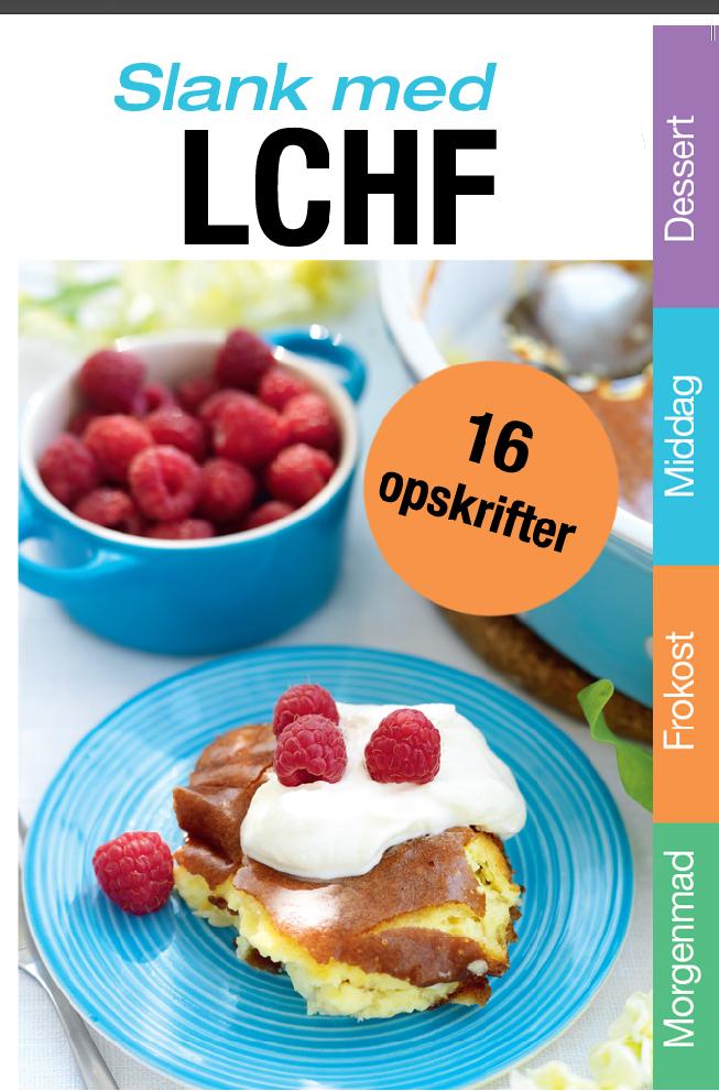 Opskrifter til LCHF-Kuren 2 - E-bog