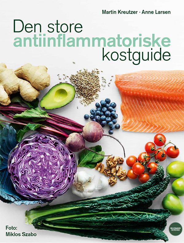 N/A Den store antiinflammatoriske kostguide - e-bog på bog & mystik