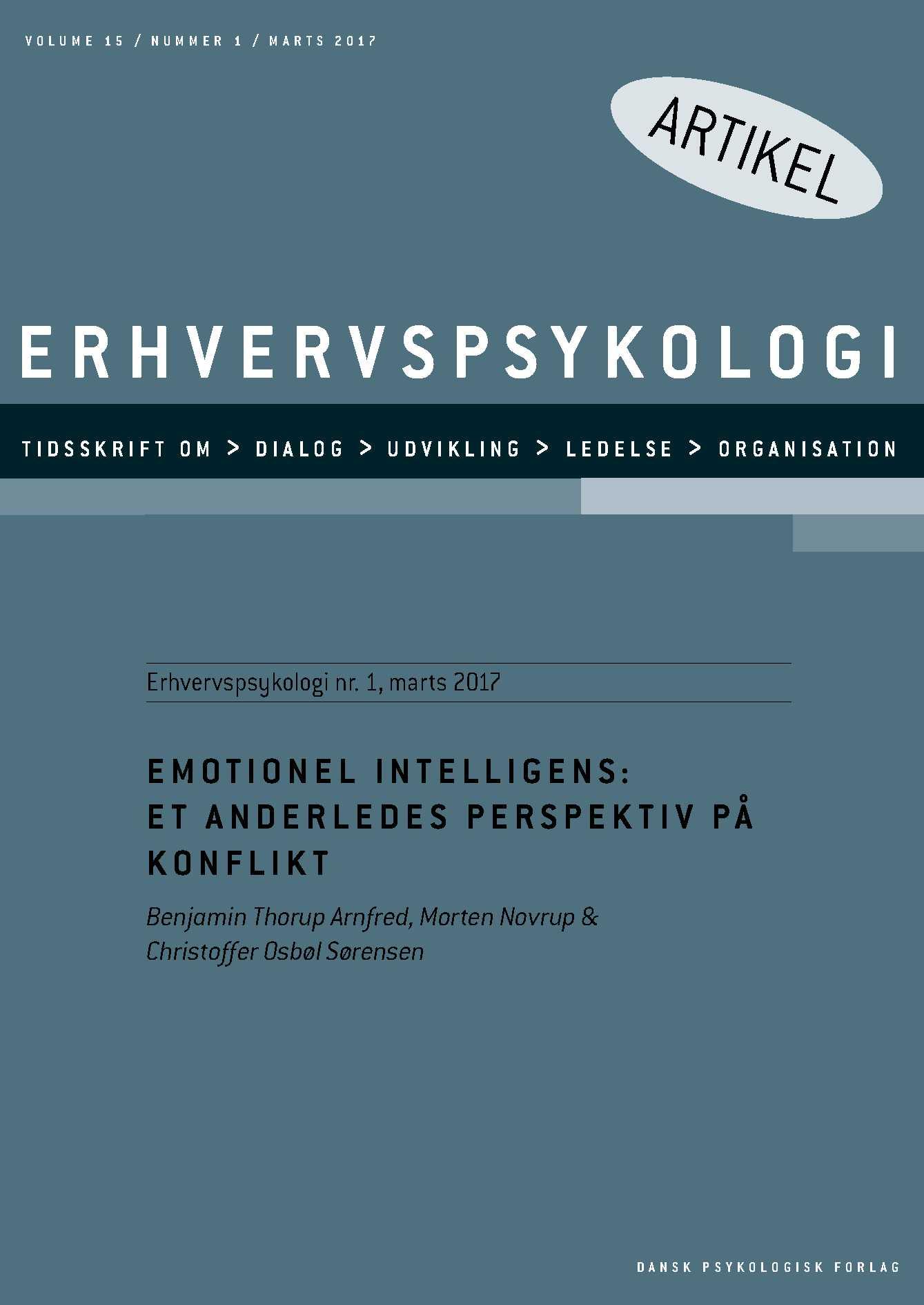 Emotionel intelligens - e-bog fra N/A på bog & mystik