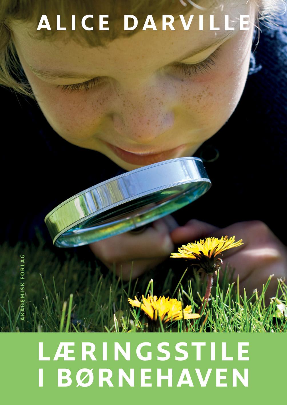 Læringsstile i børnehaven - e-bog fra N/A på bog & mystik