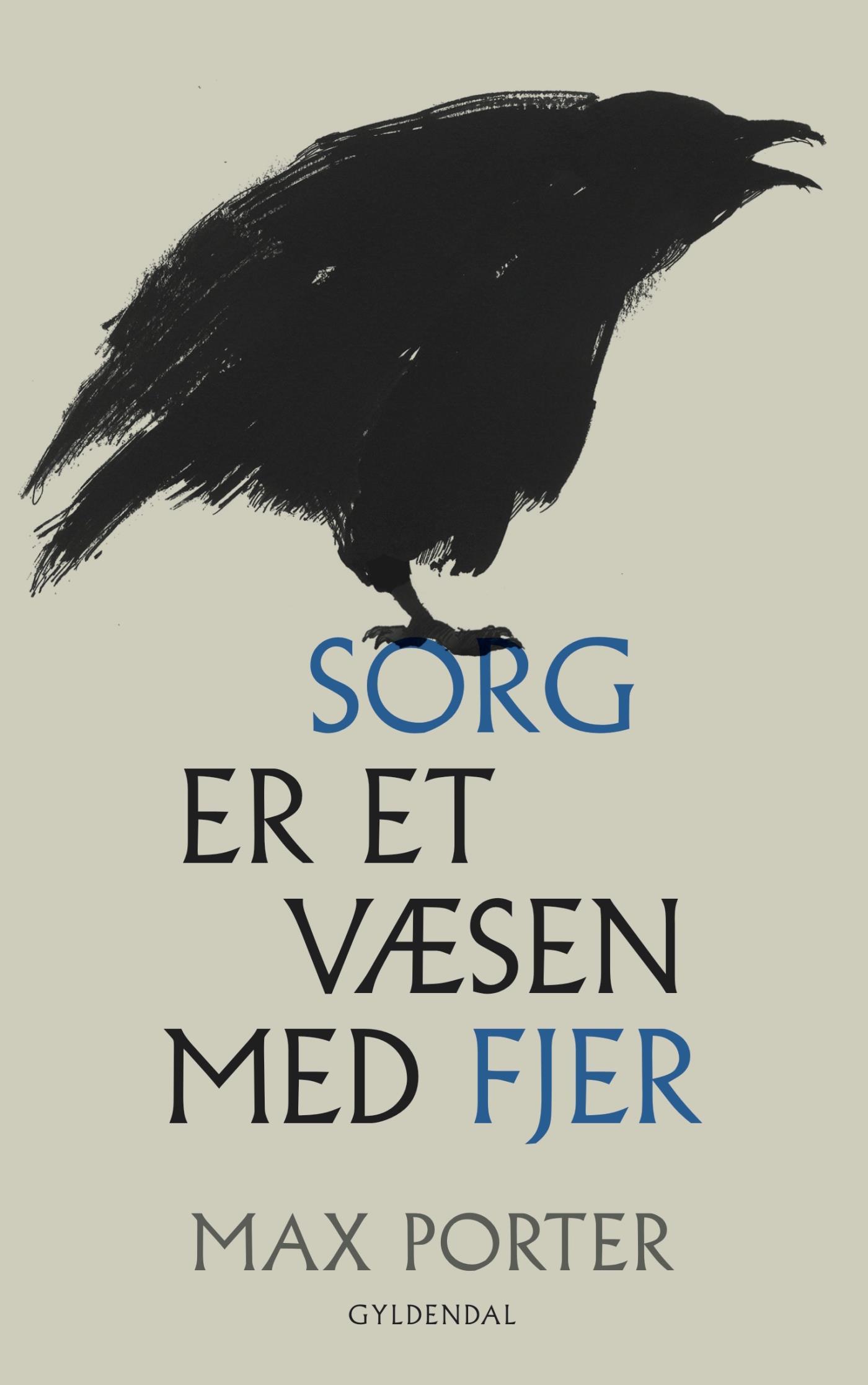 N/A – Sorg er et væsen med fjer - e-bog fra bog & mystik