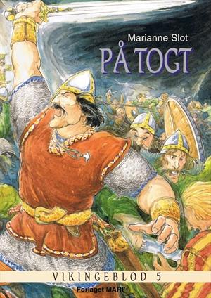 Vikingeblod 5 - e-bog fra N/A på bog & mystik
