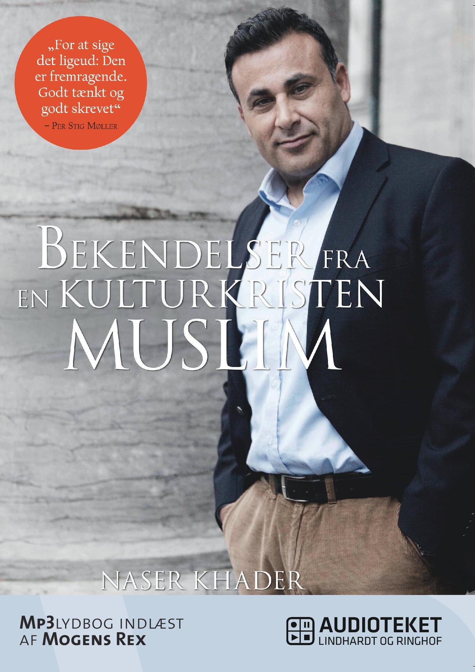 Image of   Bekendelser fra en kulturkristen muslim - E-lydbog