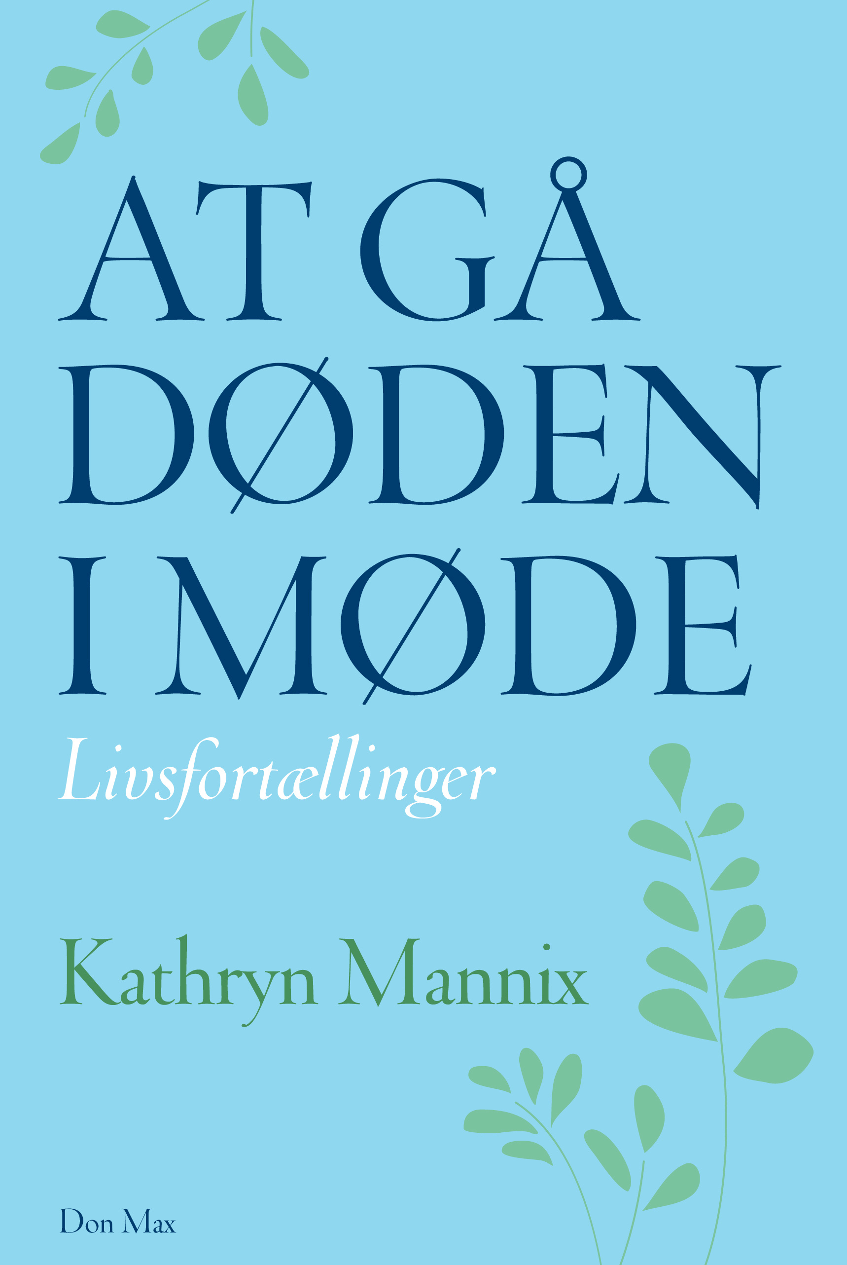 Image of   At gå døden i møde - E-bog