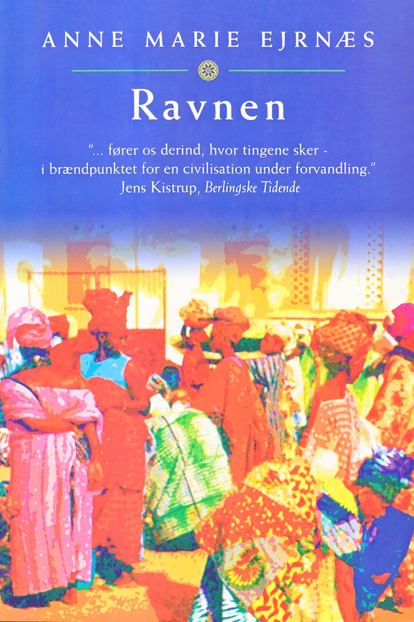 Ravnen - e-bog fra N/A på bog & mystik