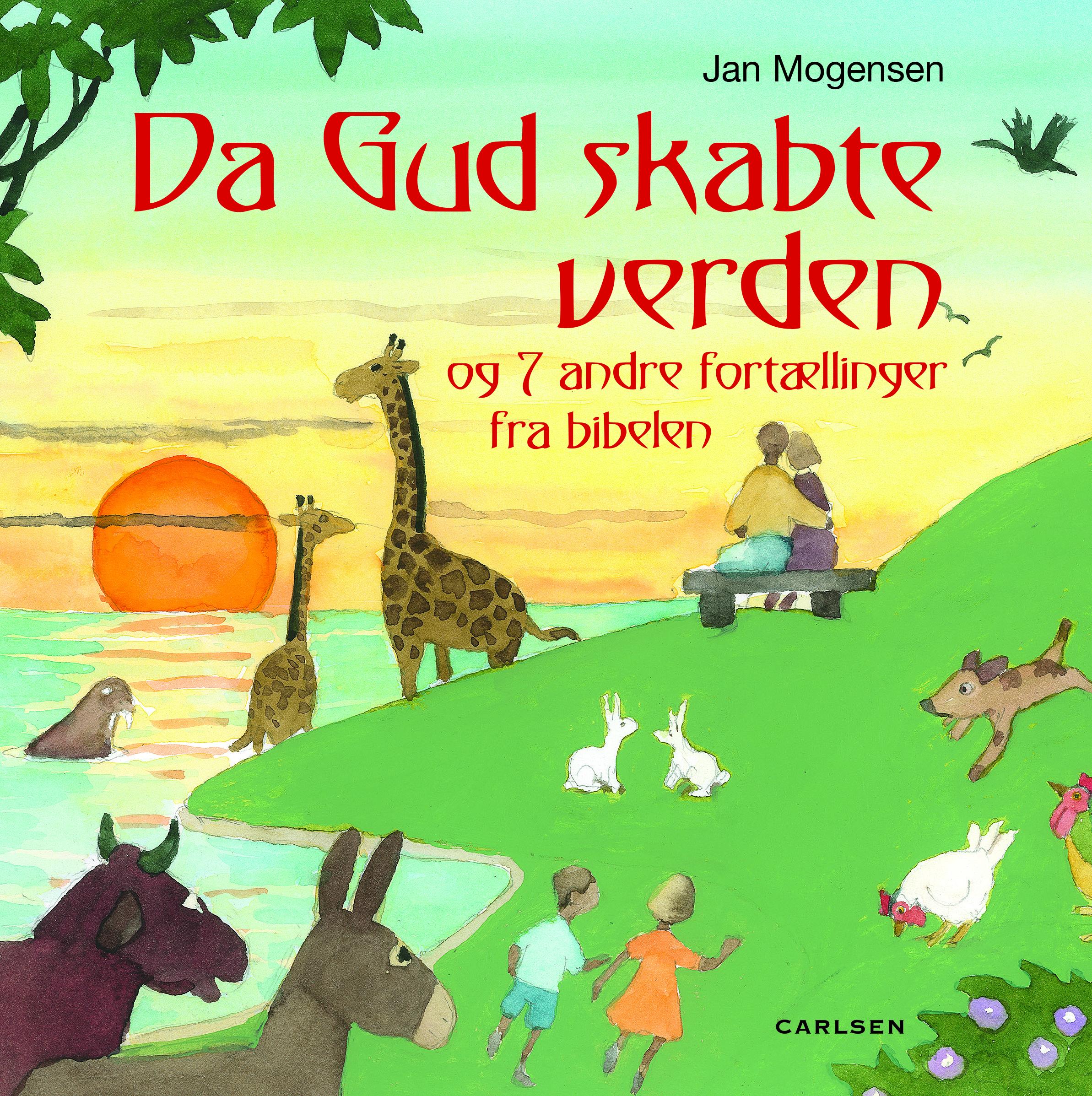 Da Gud skabte verden - Da Gud skabte verden - E-lydbog