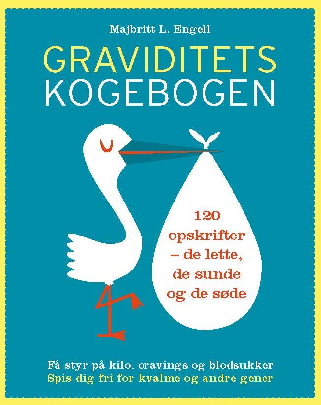 N/A – Graviditetskogebogen - e-bog på bog & mystik