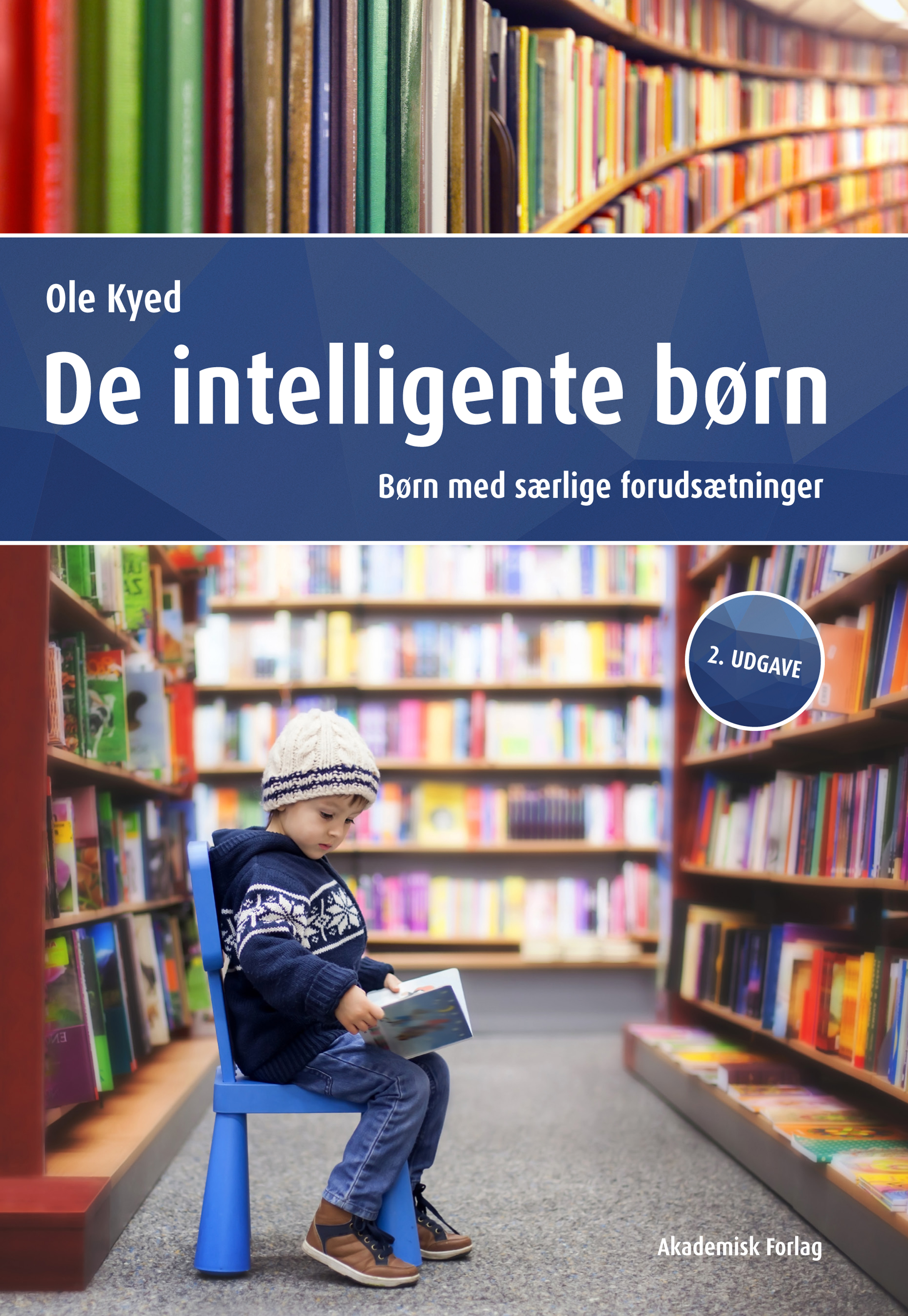 N/A – De intelligente børn 2. udgave - e-bog fra bog & mystik