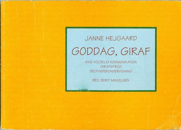 N/A – Goddag, giraf - e-bog fra bog & mystik