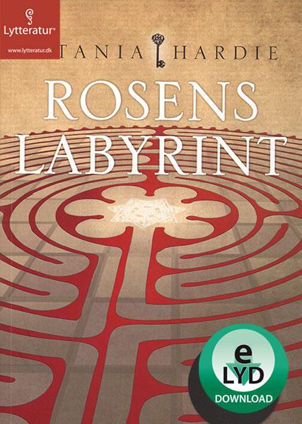 Rosens labyrint - E-lydbog