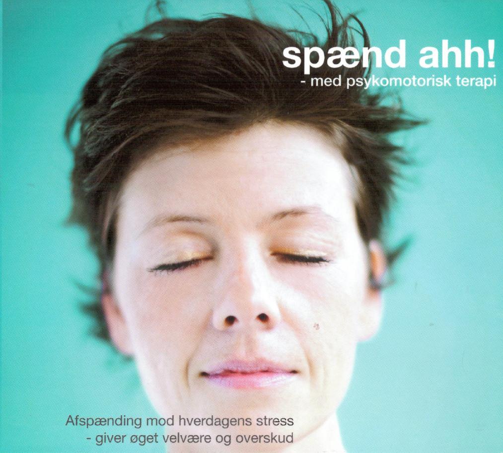 N/A – Spænd ahh! - med psykomotorisk terapi - e-lydbog fra bog & mystik