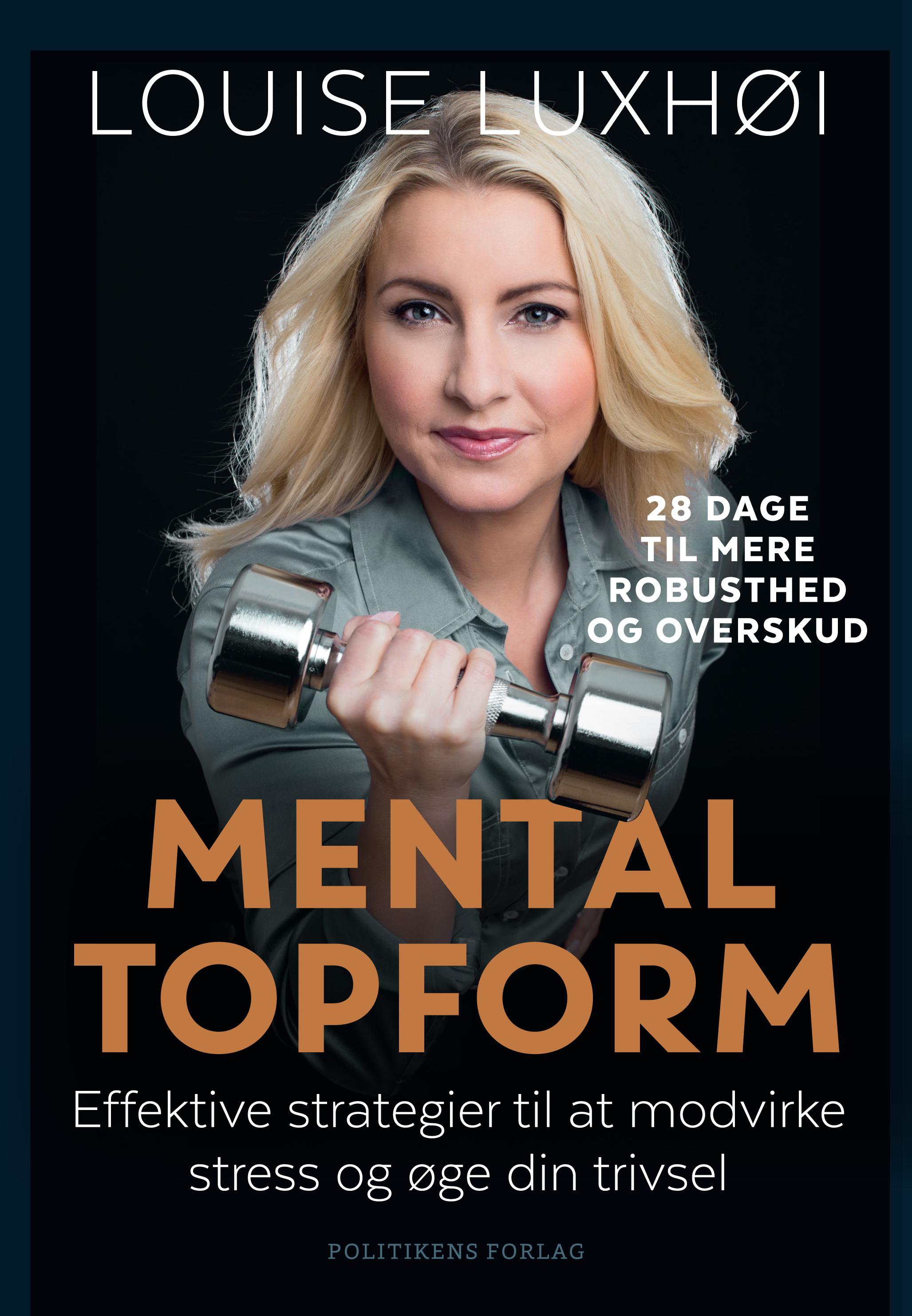 N/A Mental topform - e-bog på bog & mystik