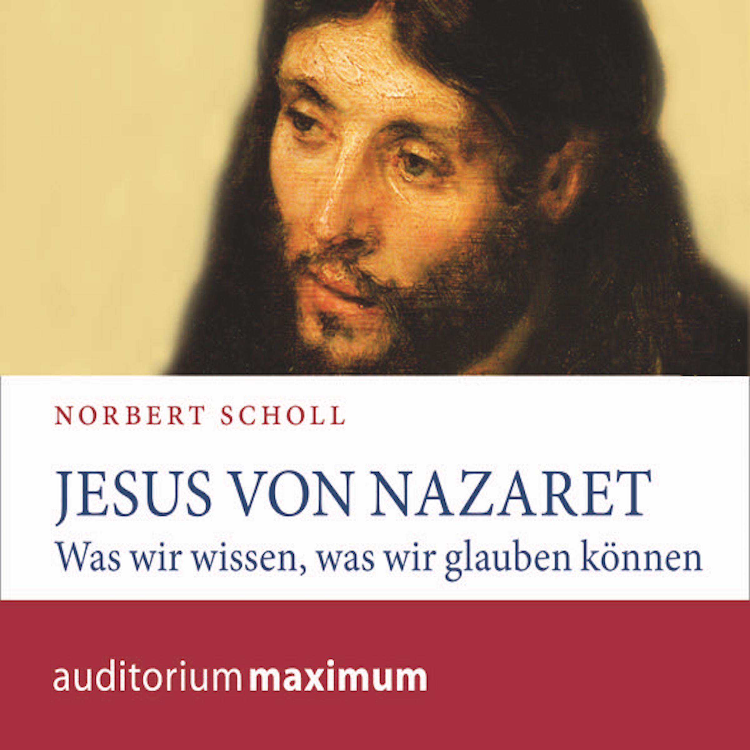 Jesus von Nazareth - E-lydbog