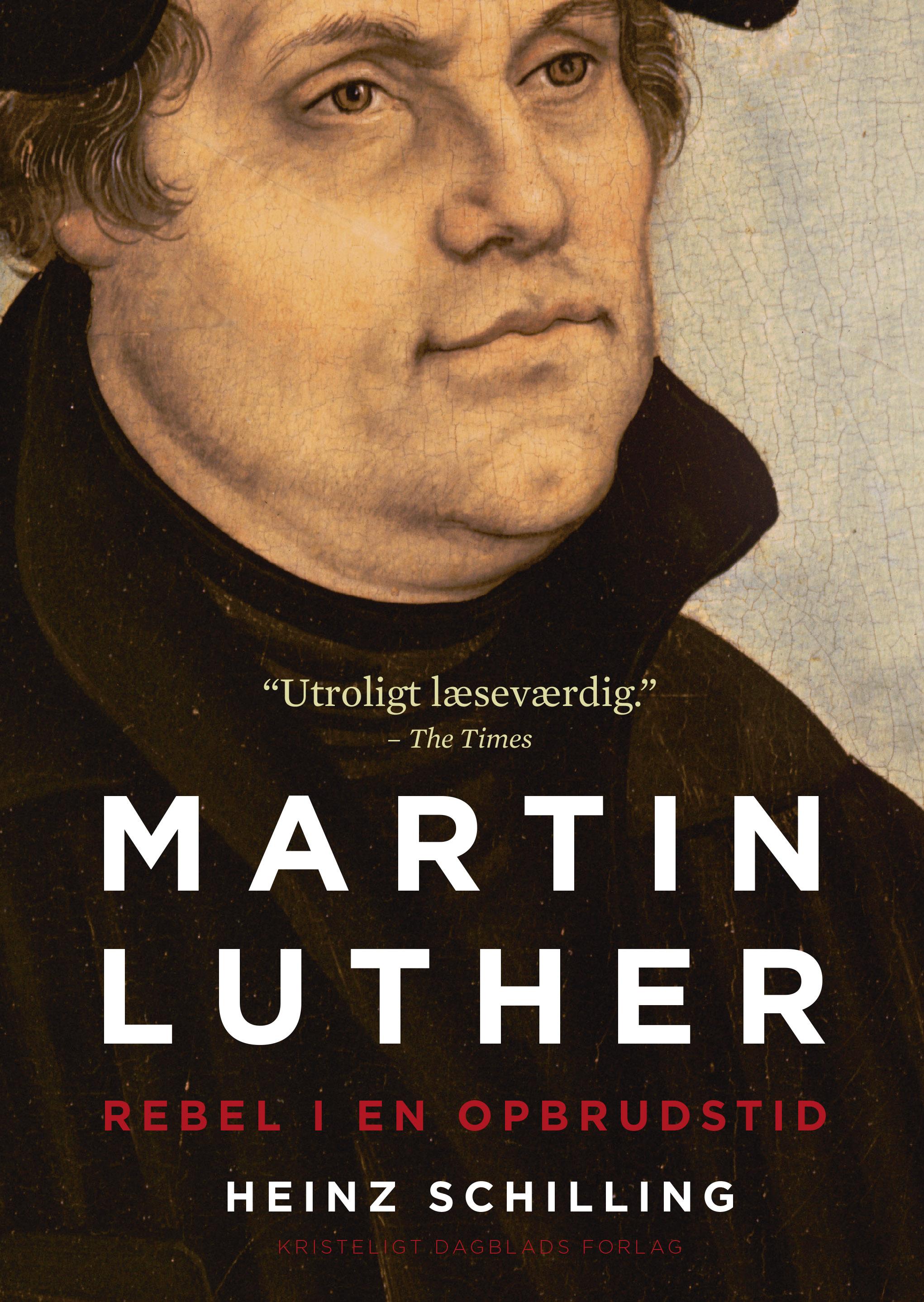 N/A – Martin luther - e-bog på bog & mystik