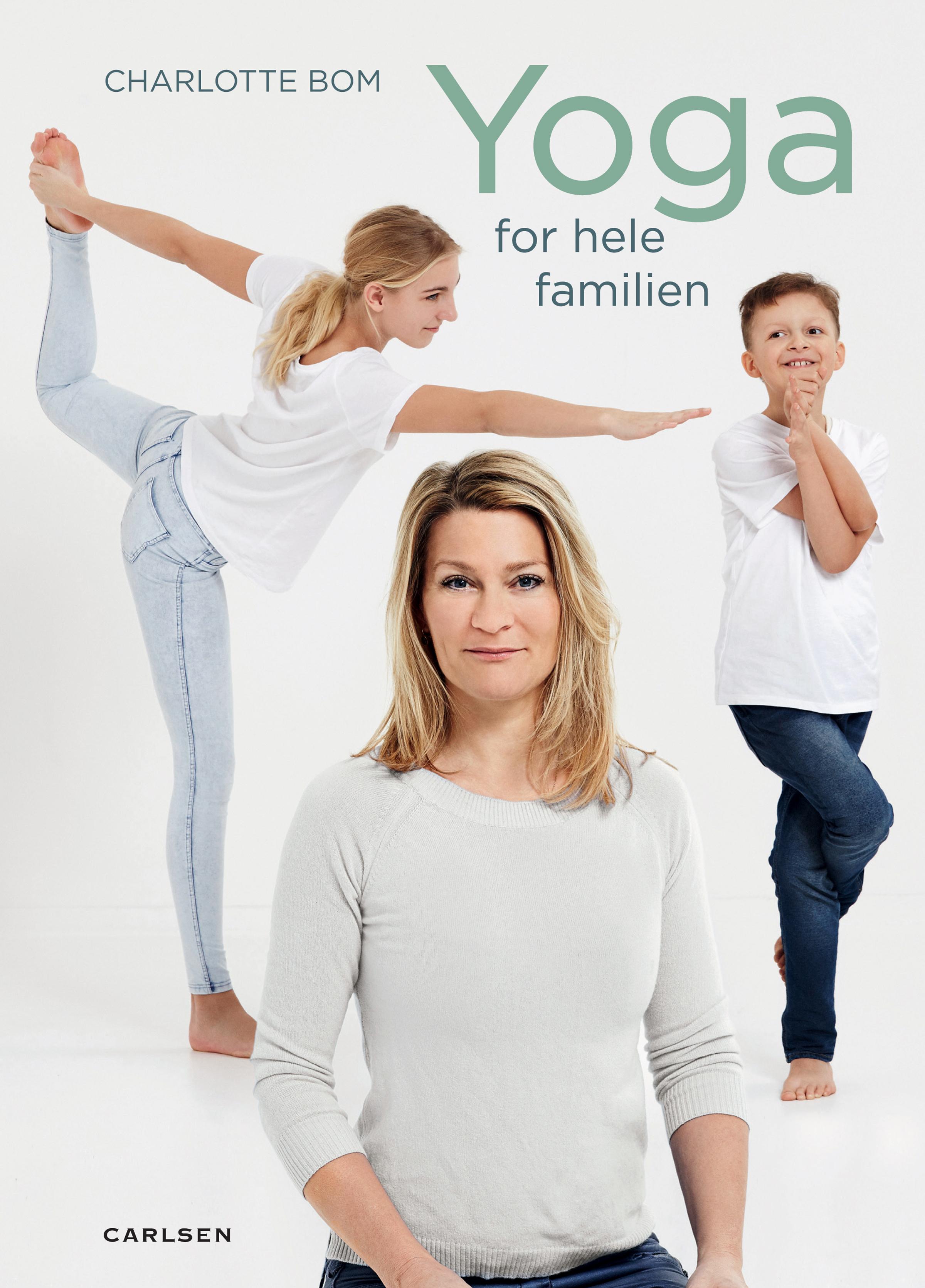 N/A – Yoga for hele familien - e-bog fra bog & mystik