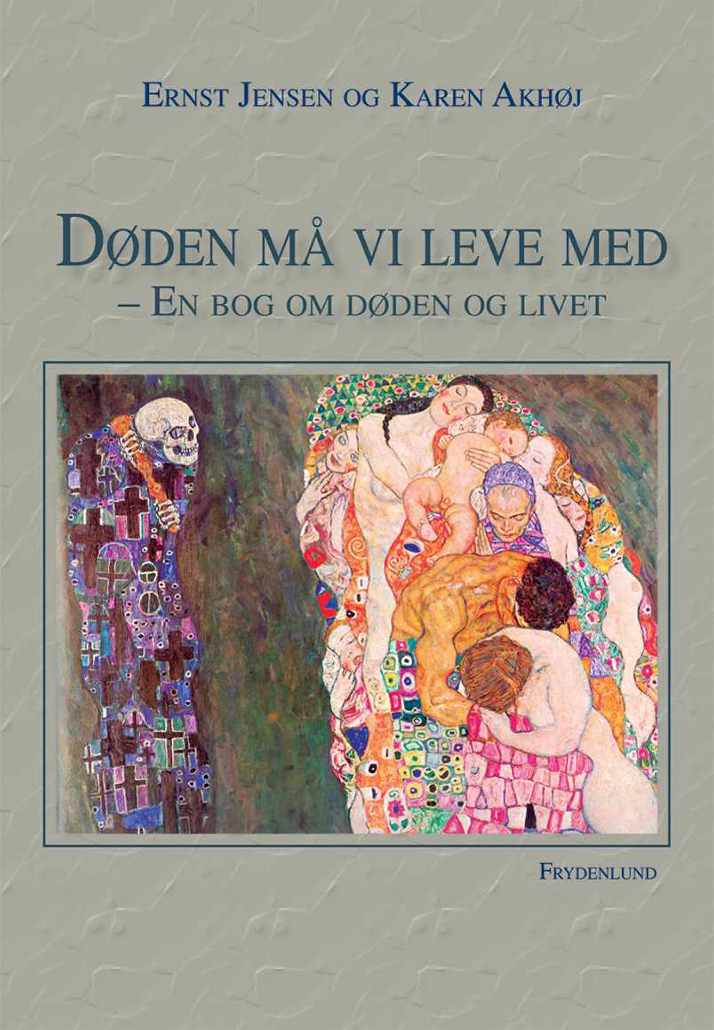 Image of   Døden må vi leve med - E-bog