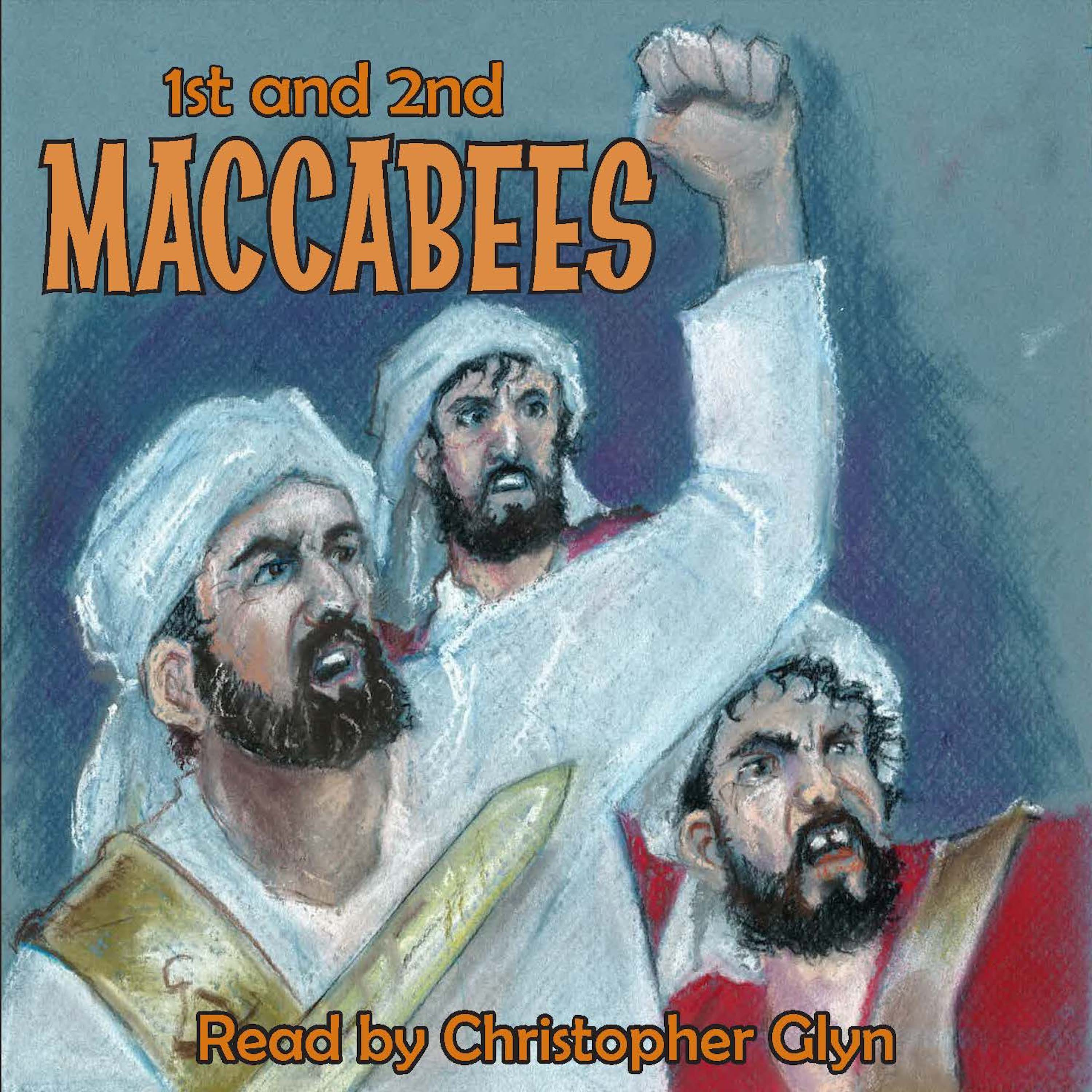 Image of   1st and 2nd Book of Maccabees - E-lydbog