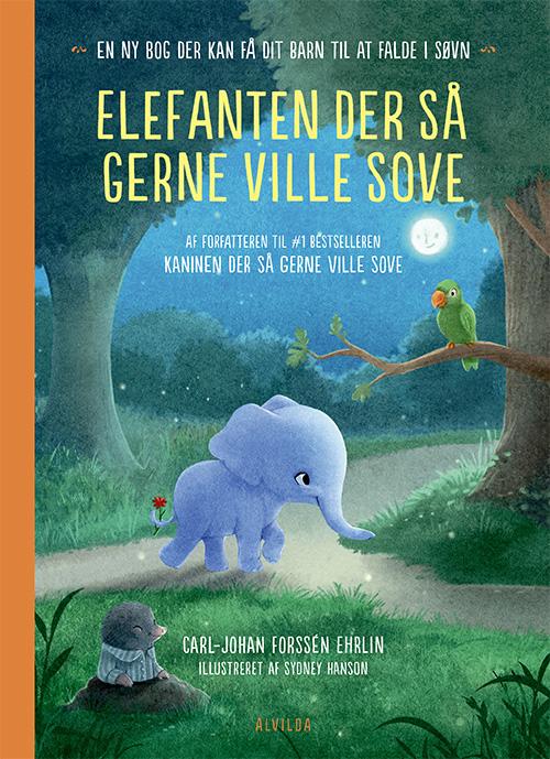 Elefanten der så gerne ville sove - e-bog fra N/A fra bog & mystik