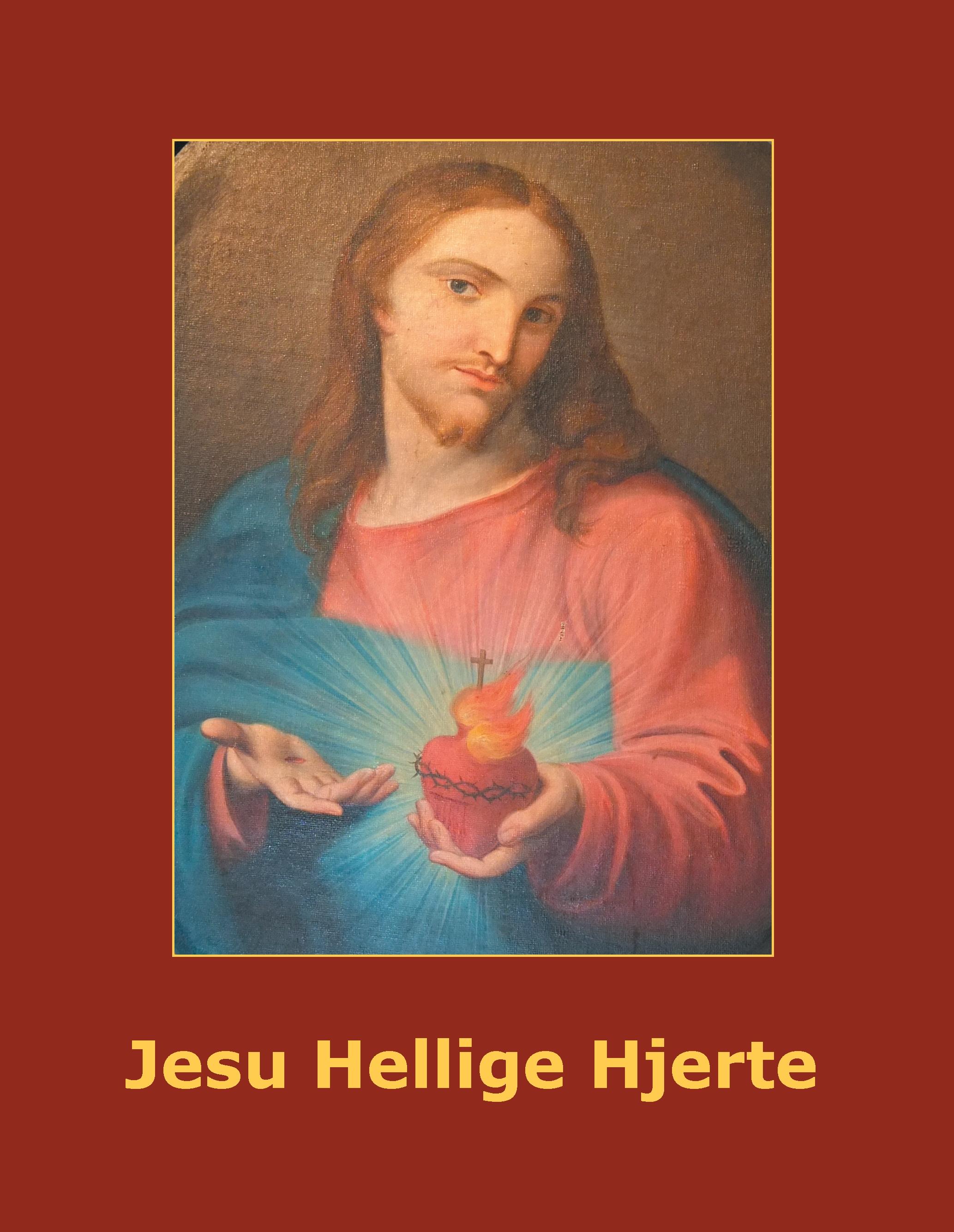 N/A – Jesu hellige hjerte - e-bog fra bog & mystik