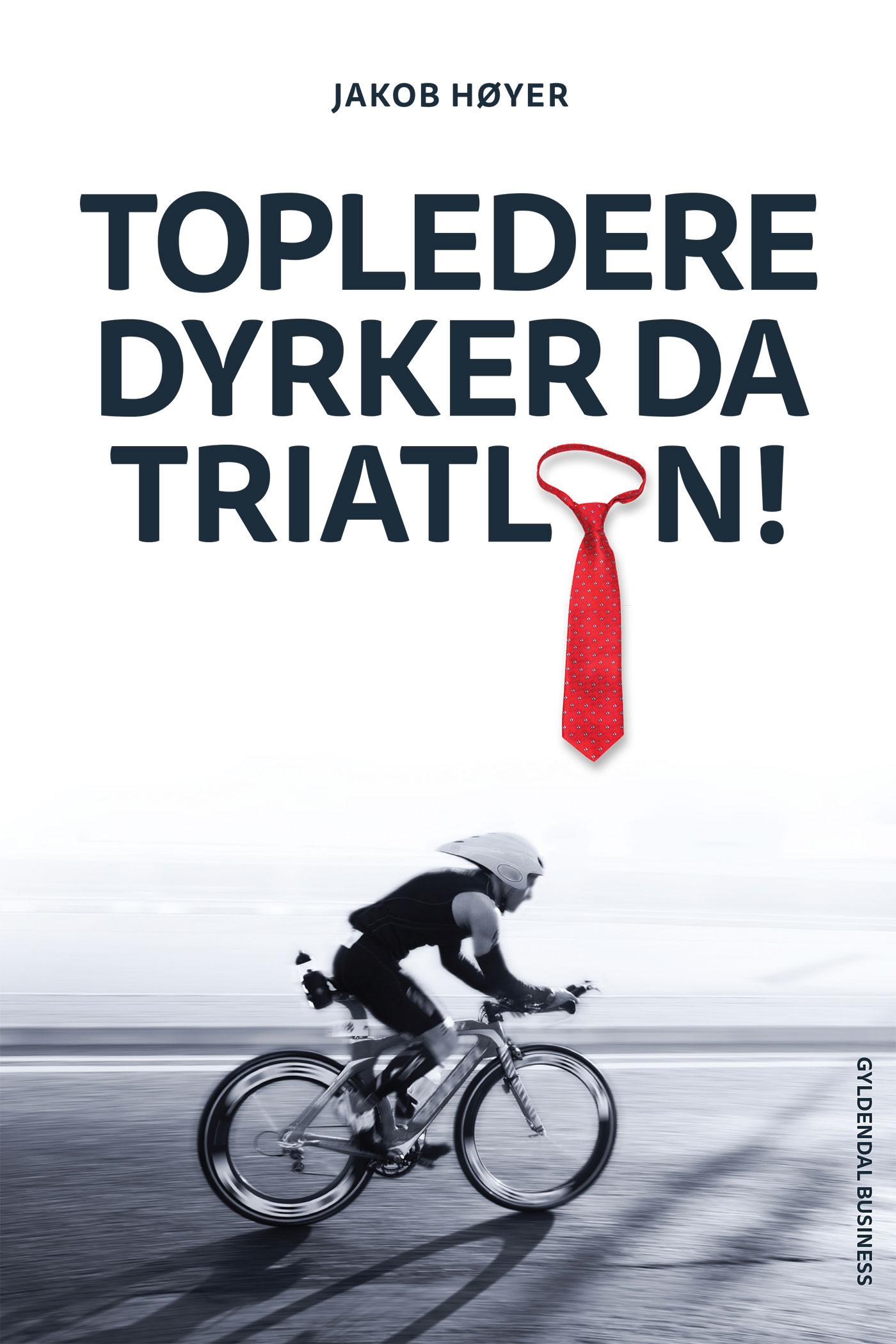 Billede af Topledere dyrker da triatlon - E-bog