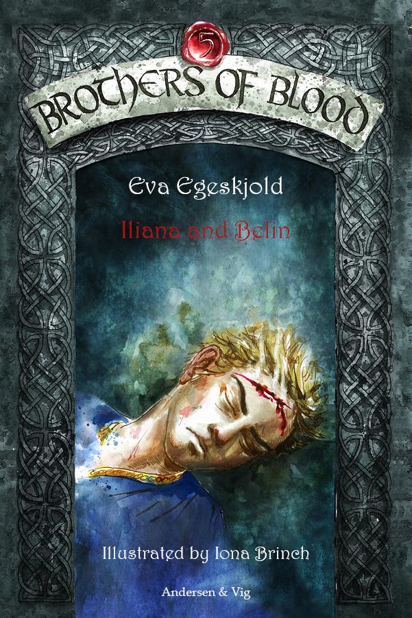 Brothers of blood 5 - e-bog fra N/A på bog & mystik
