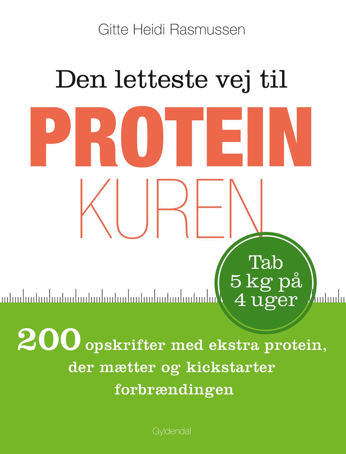 Den letteste vej til proteinkuren - e-bog fra N/A fra bog & mystik