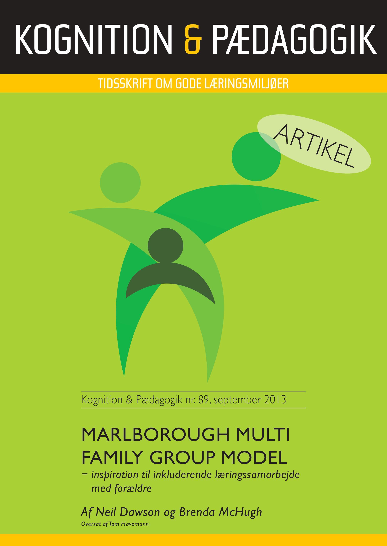 Marlborough multi family group mode - e-bog fra N/A fra bog & mystik