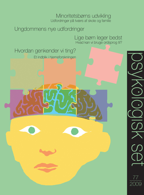 N/A – Psykologisk set 77 - e-bog fra bog & mystik