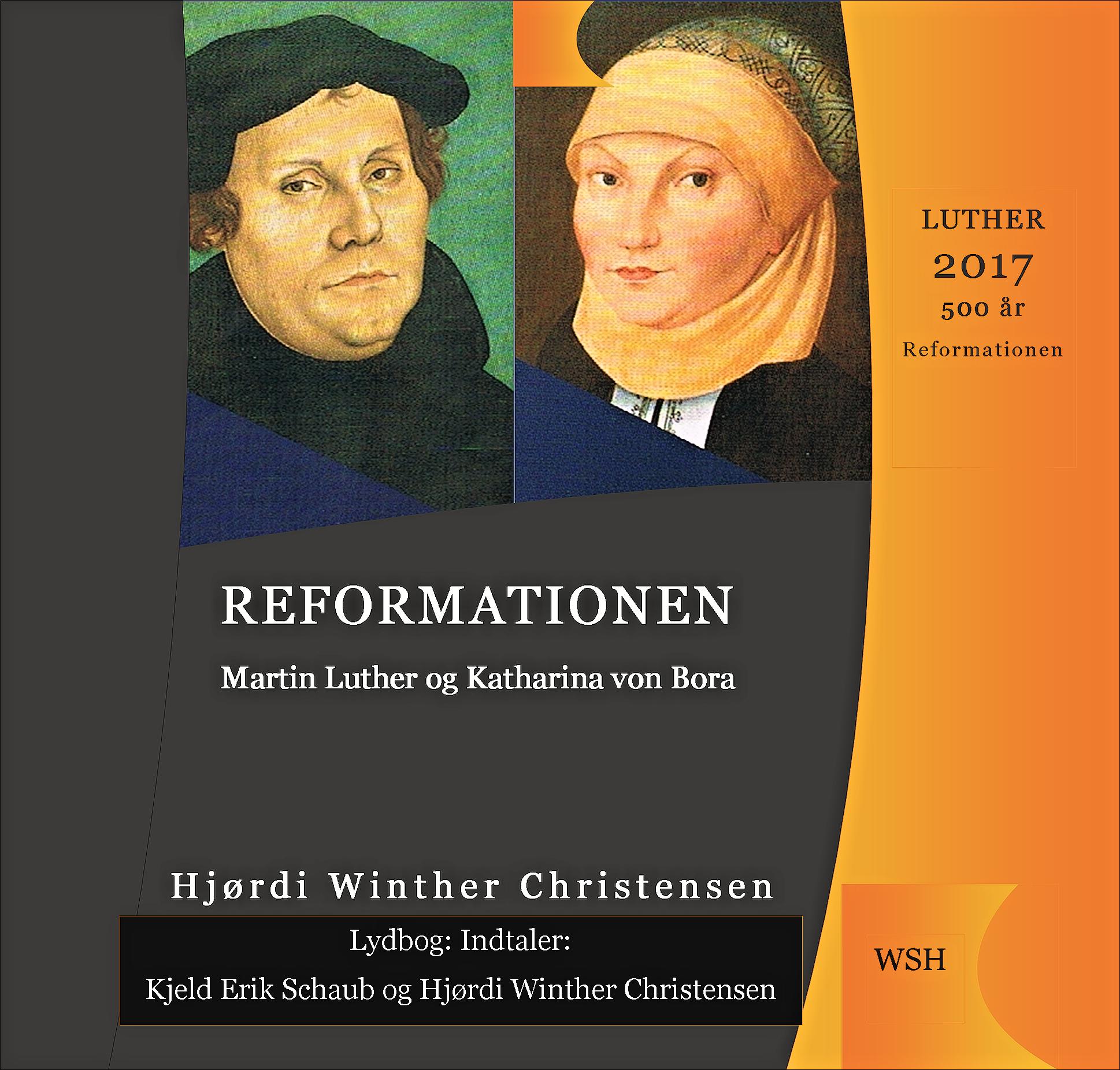 Reformationen martin luther og katharina von bora - e-lydbog fra N/A på bog & mystik