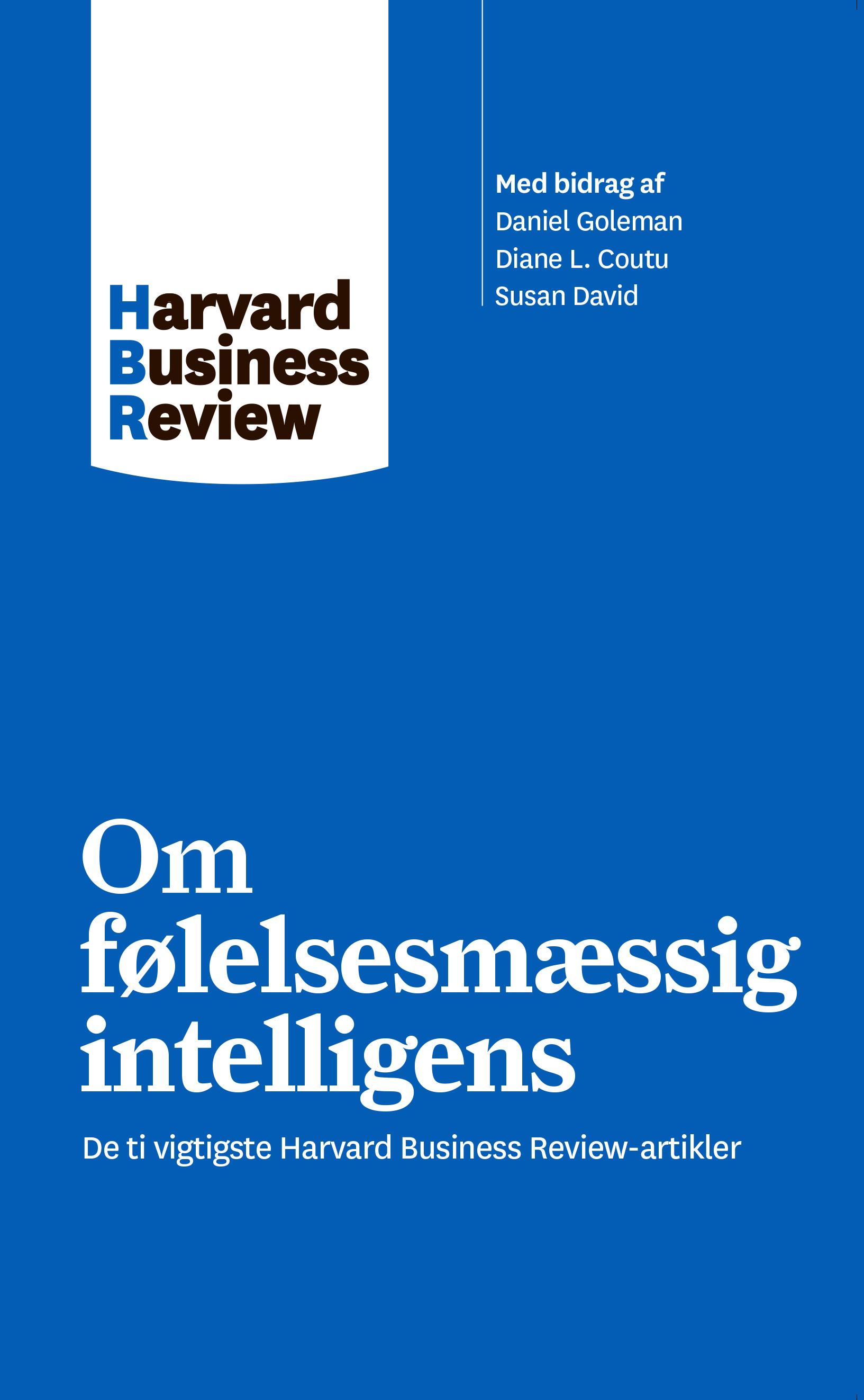 Om følelsesmæssig intelligens - e-bog fra N/A på bog & mystik
