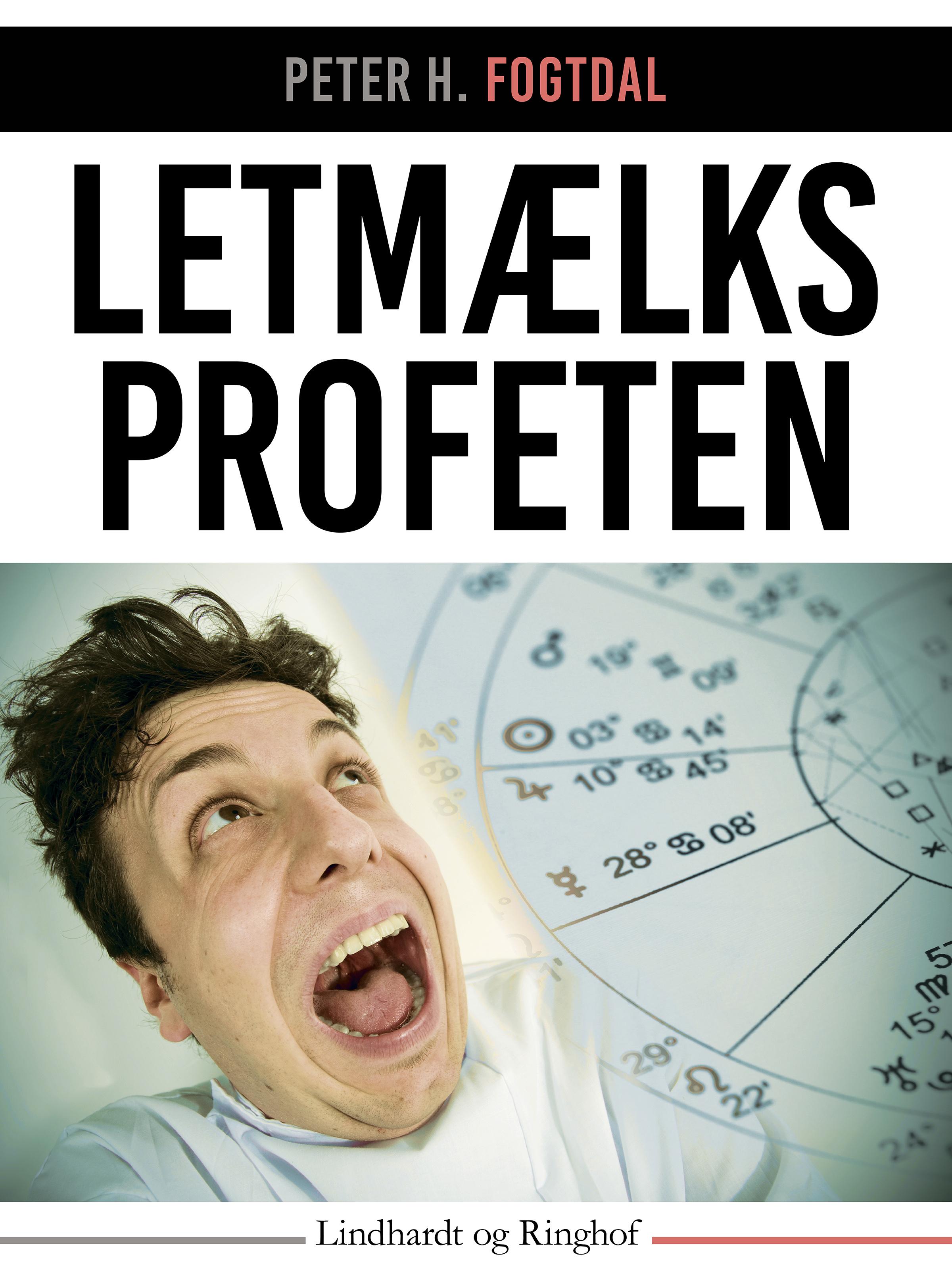 N/A Letmælksprofeten - e-bog på bog & mystik