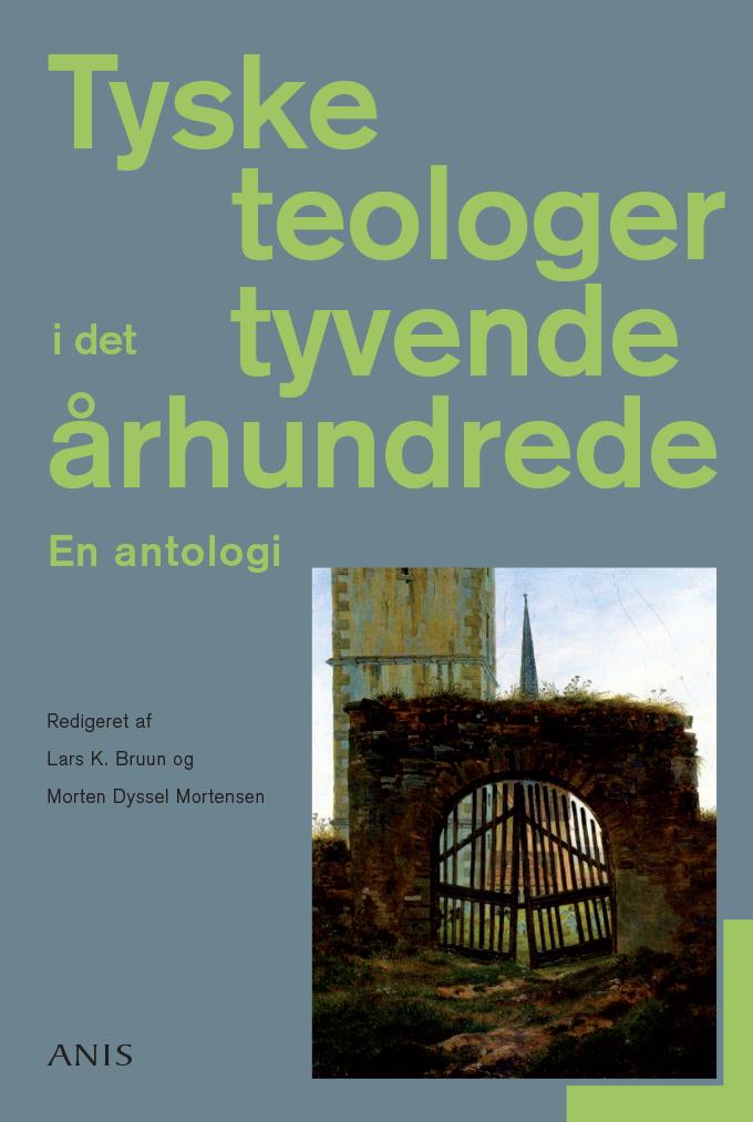 N/A Tyske teologer i det tyvende århundrede - en antologi - e-bog fra bog & mystik