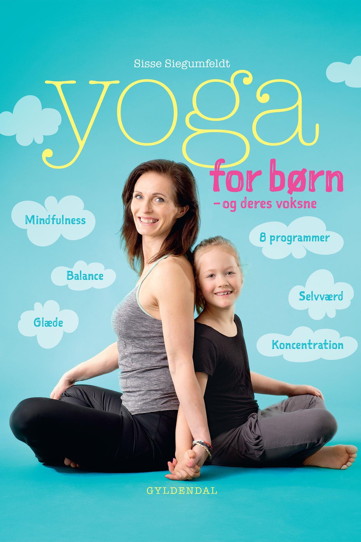 N/A Yoga for børn - e-bog på bog & mystik