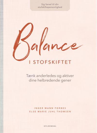 Image of   Balance i stofskiftet - E-lydbog