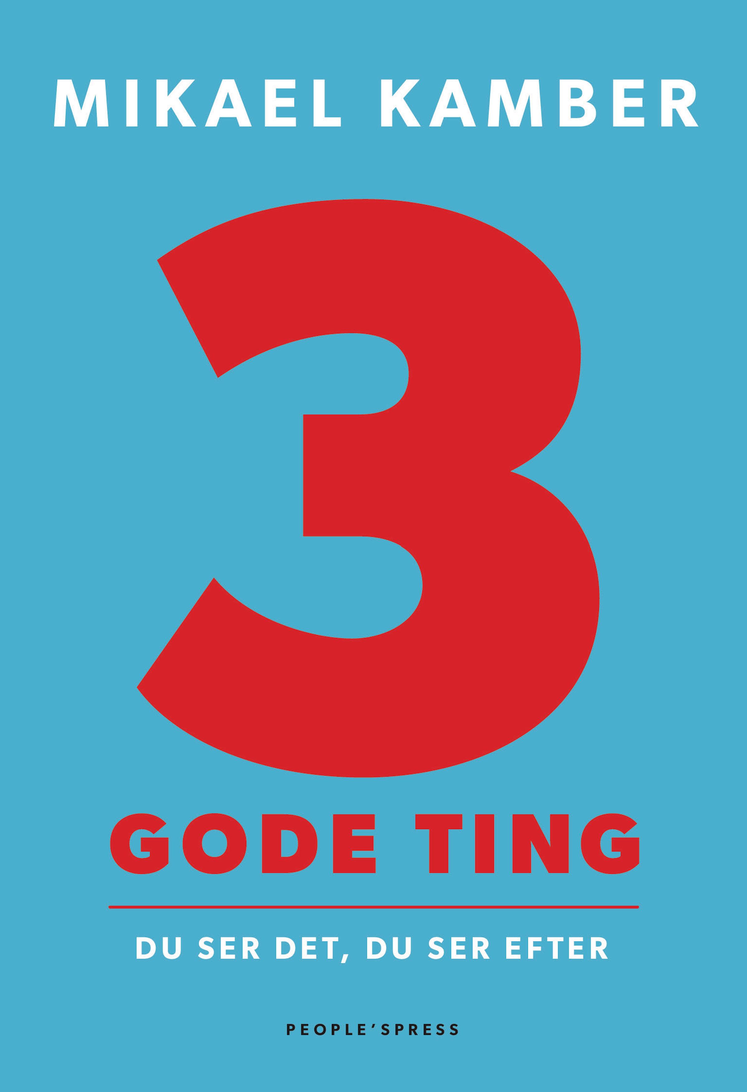 Image of   3 gode ting - E-bog