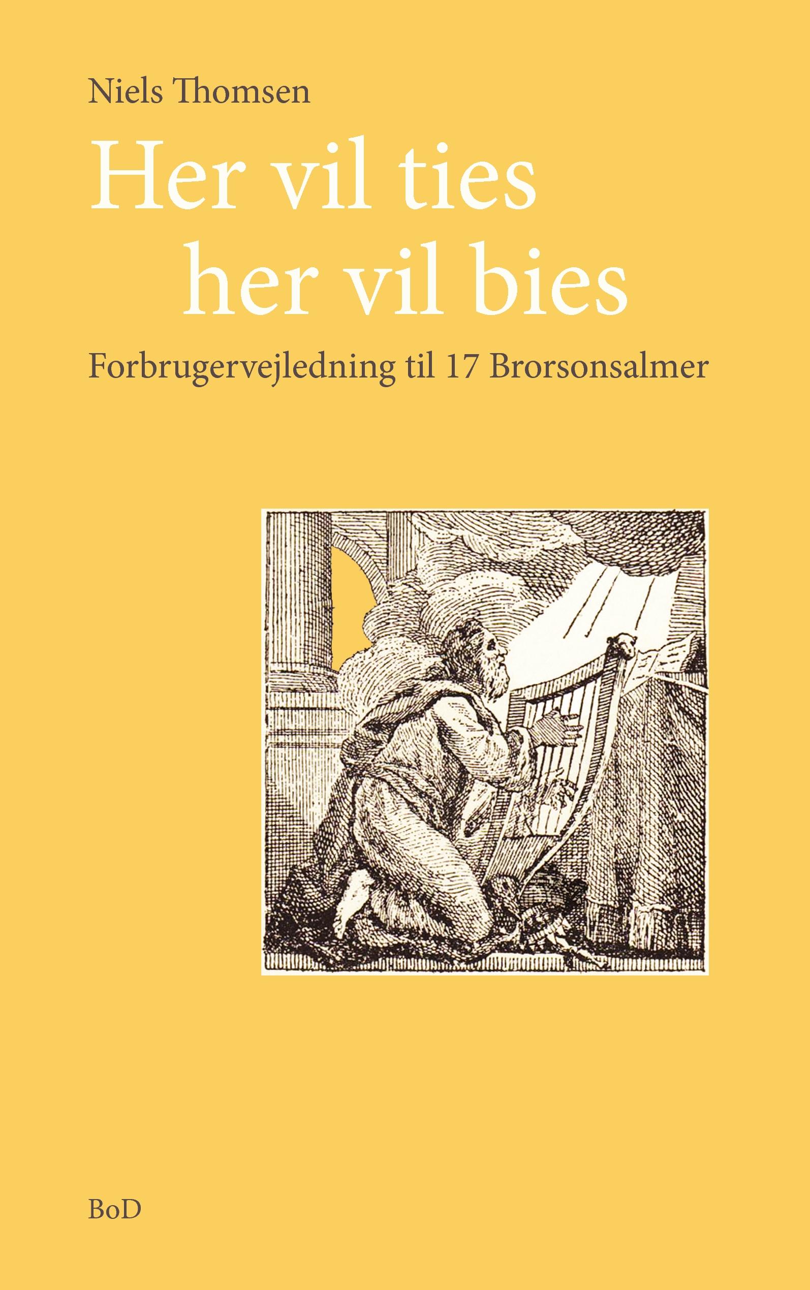 Her vil ties, her vil bies - e-bog fra N/A på bog & mystik