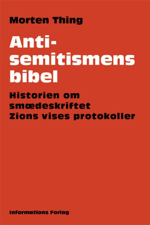 Antisemitismens bibel - e-bog fra N/A fra bog & mystik