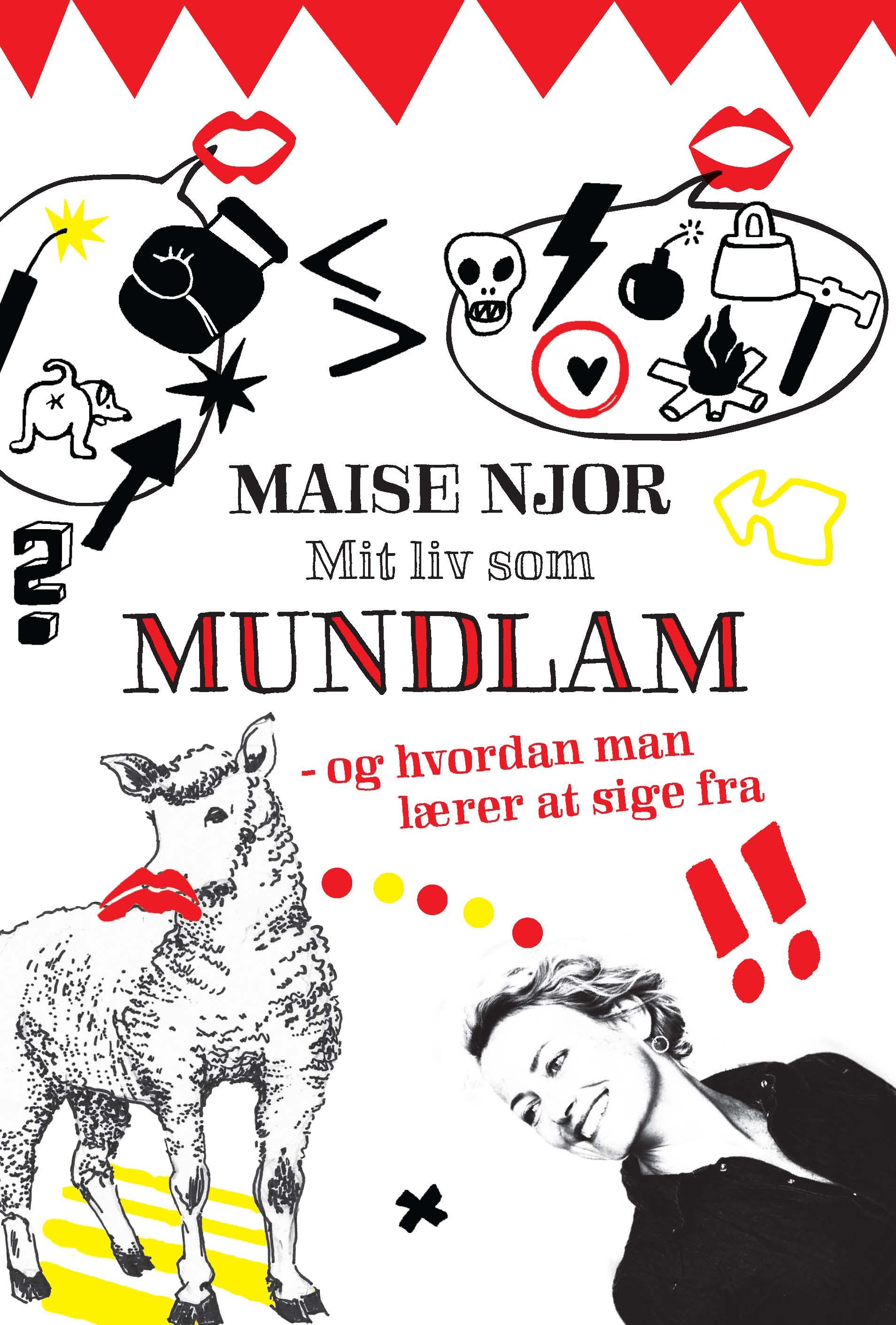 N/A Mit liv som mundlam - e-bog på bog & mystik