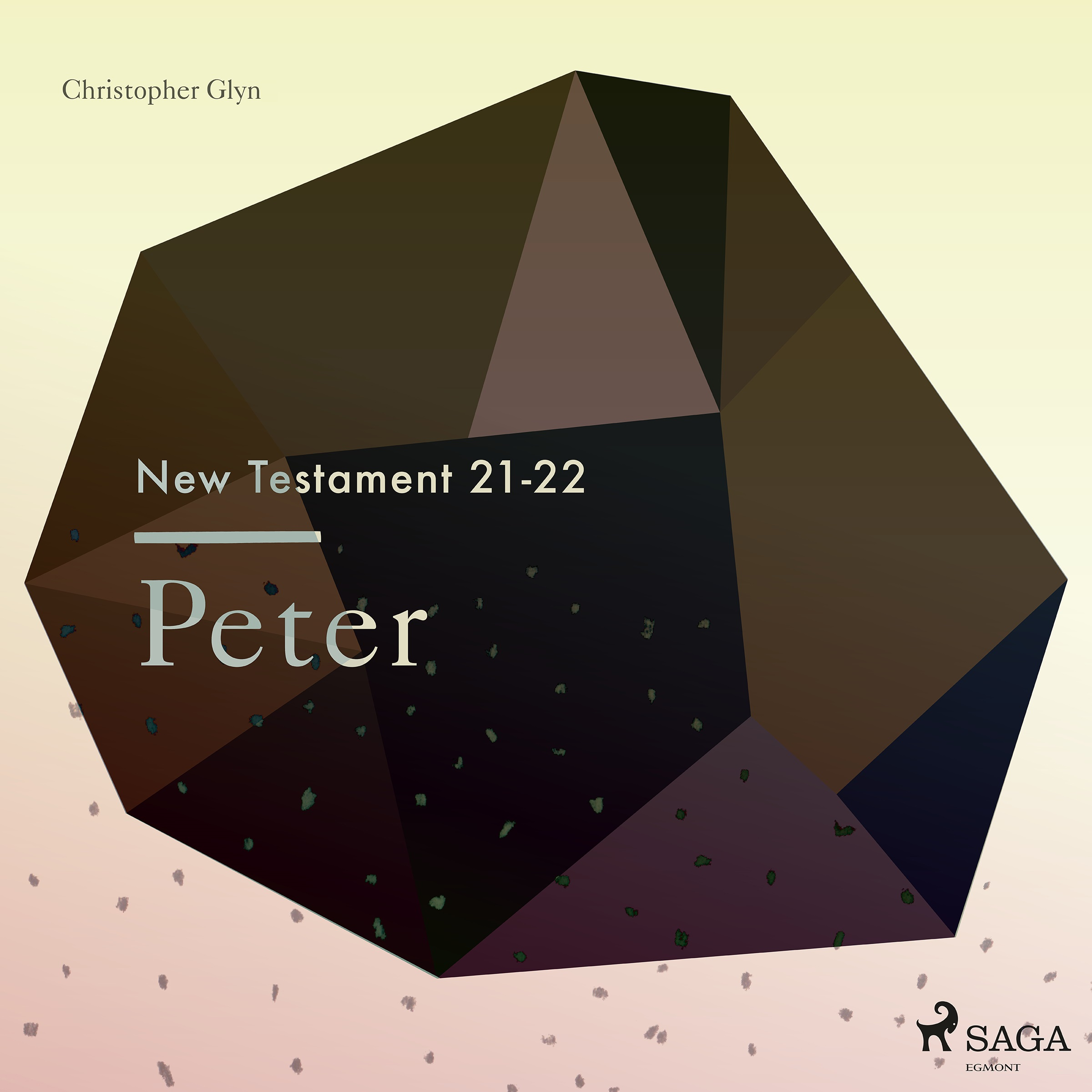 Image of   The New Testament 21-22 - Peter - E-lydbog