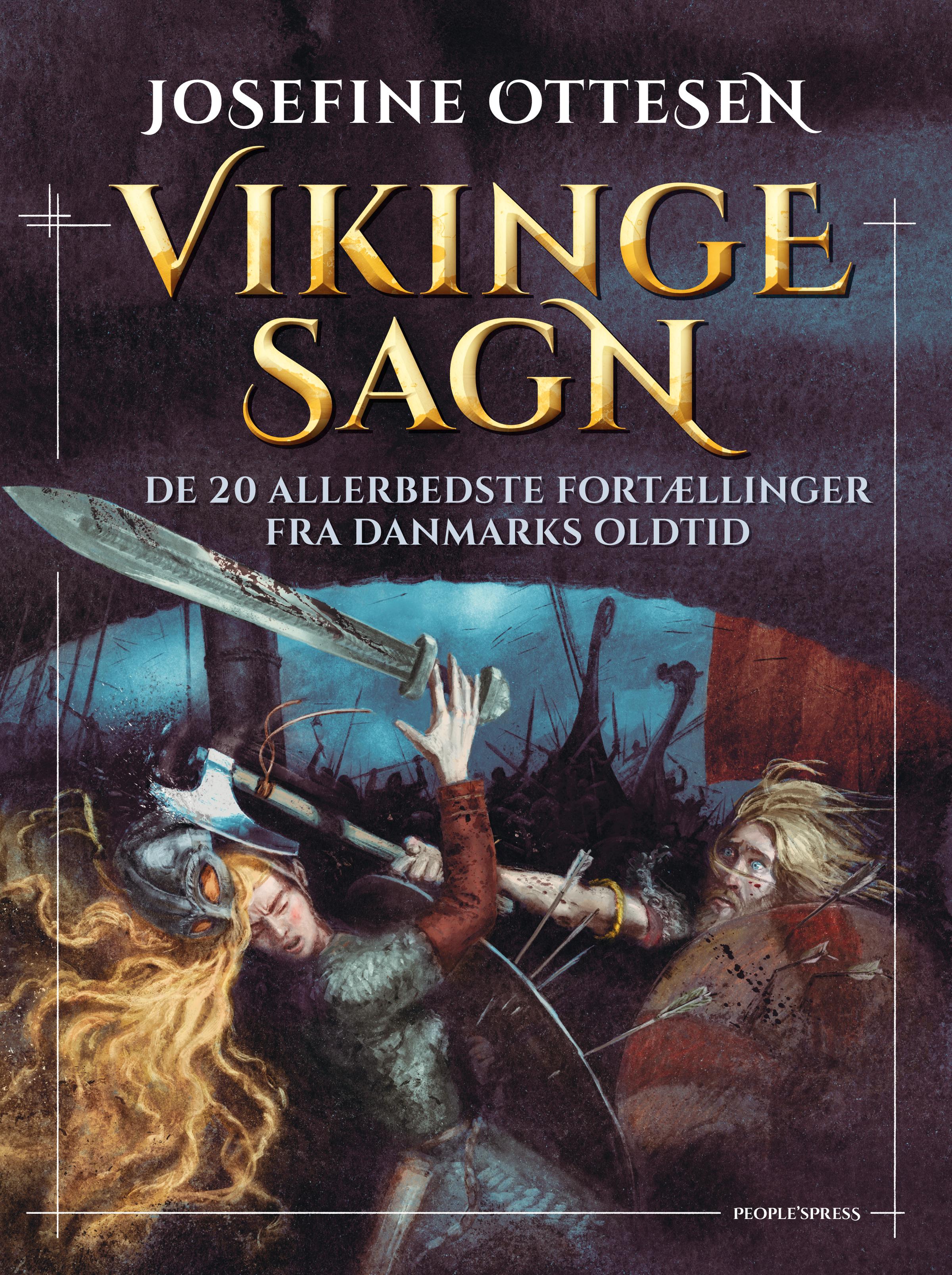 Vikingesagn - e-bog fra N/A fra bog & mystik