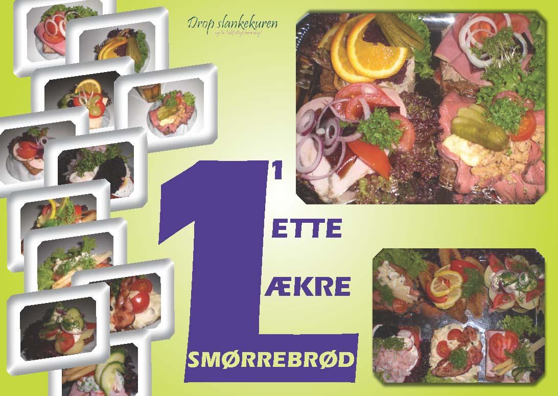 Image of   11 lette lækre smørrebrød - E-bog