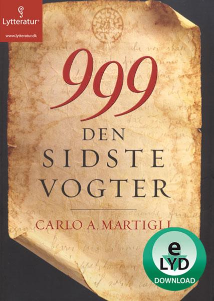 N/A 999. den sidste vogter - e-lydbog fra bog & mystik