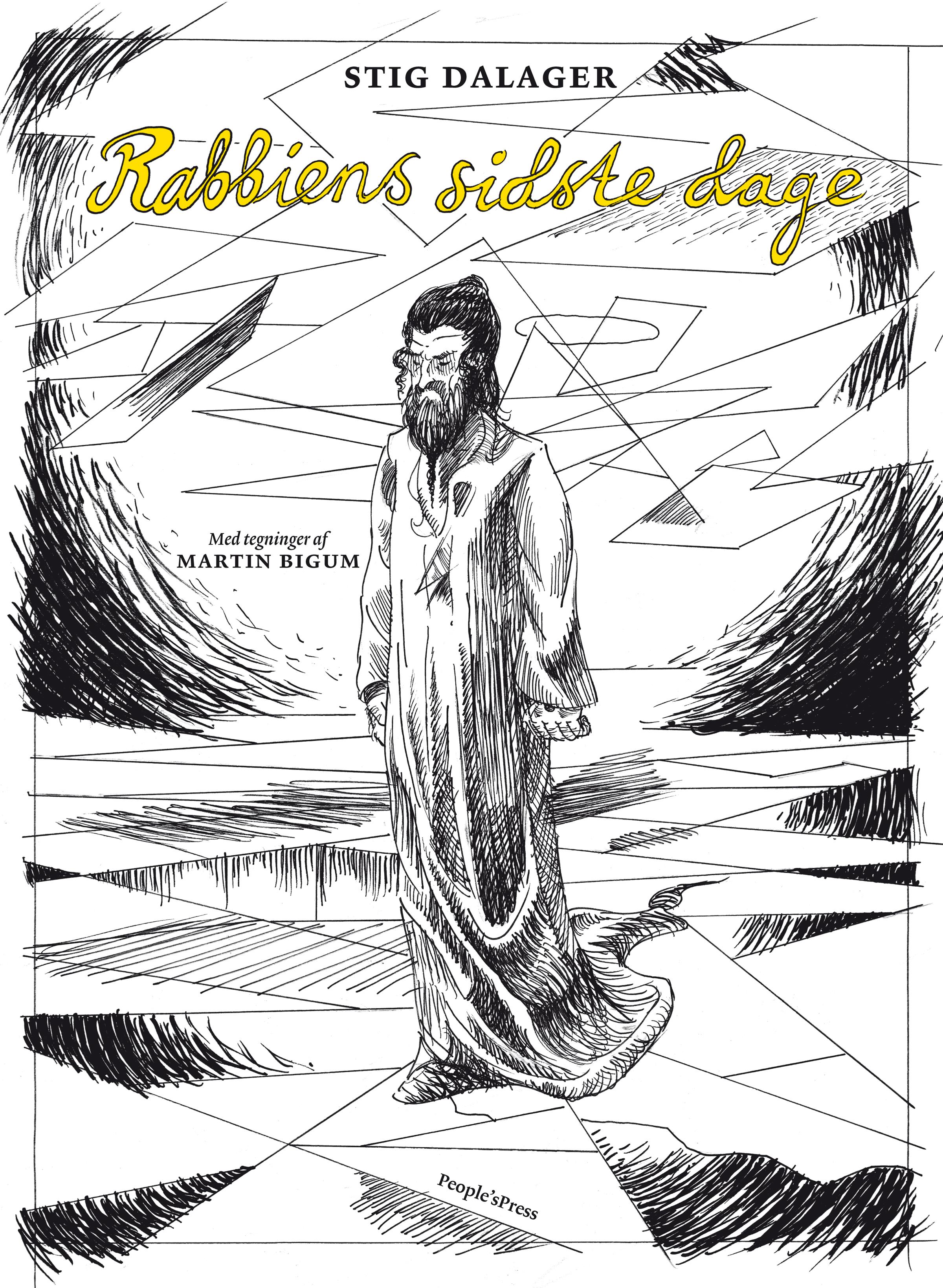 Rabbiens sidste dage - e-bog fra N/A fra bog & mystik