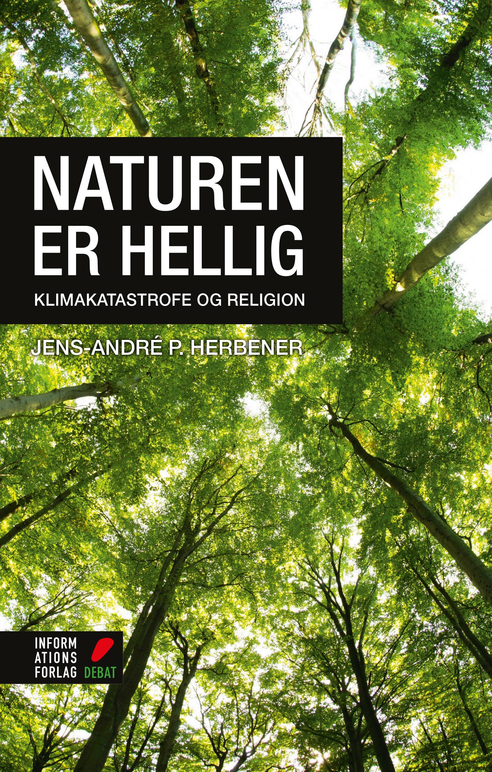 Image of   Naturen er hellig - E-bog