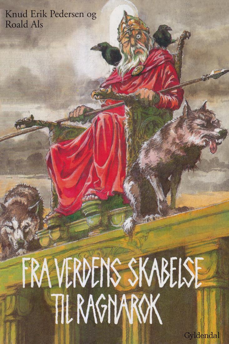 N/A – Fra verdens skabelse til ragnarok - e-bog på bog & mystik