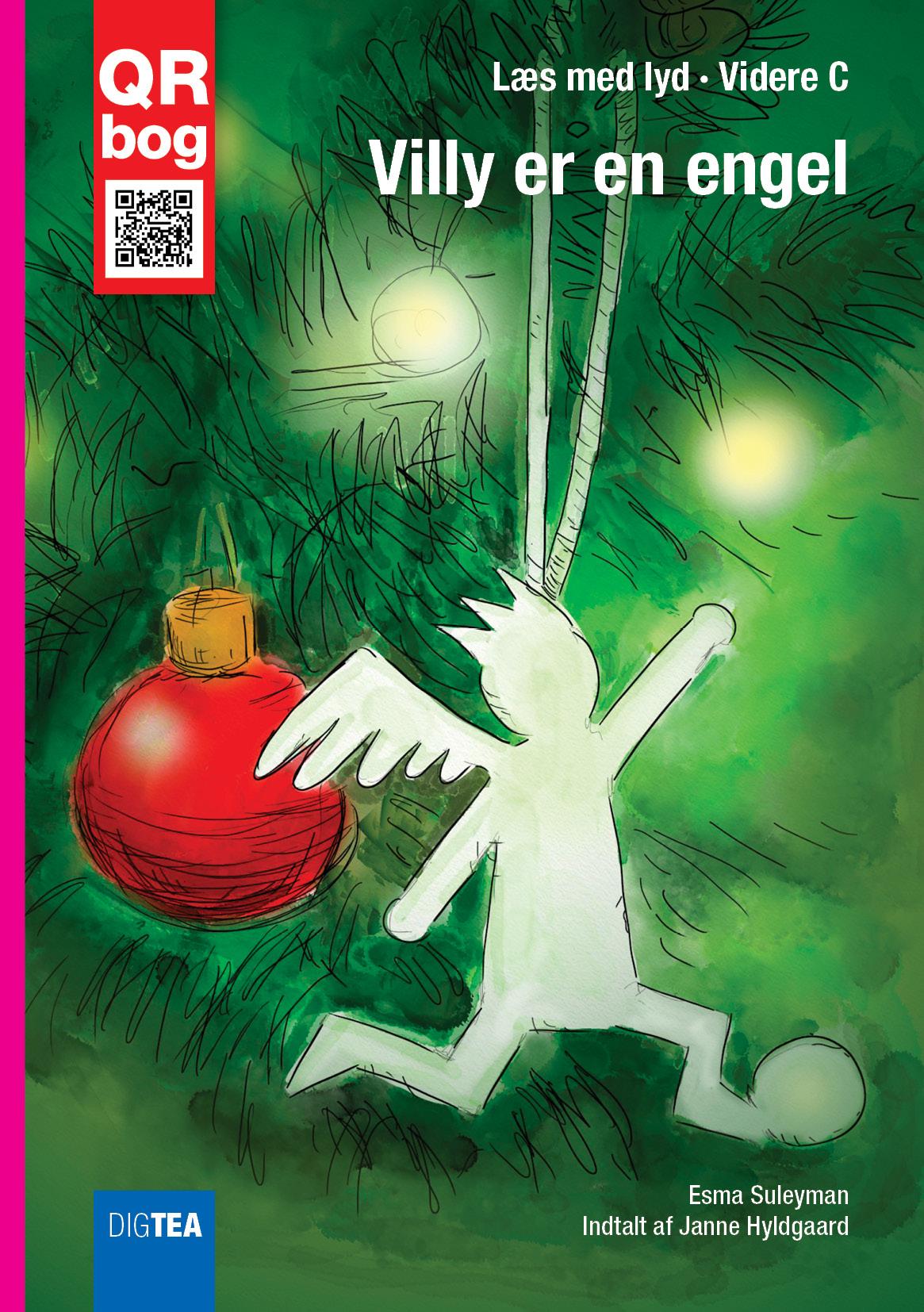 N/A – Villy er en engel - e-bog fra bog & mystik