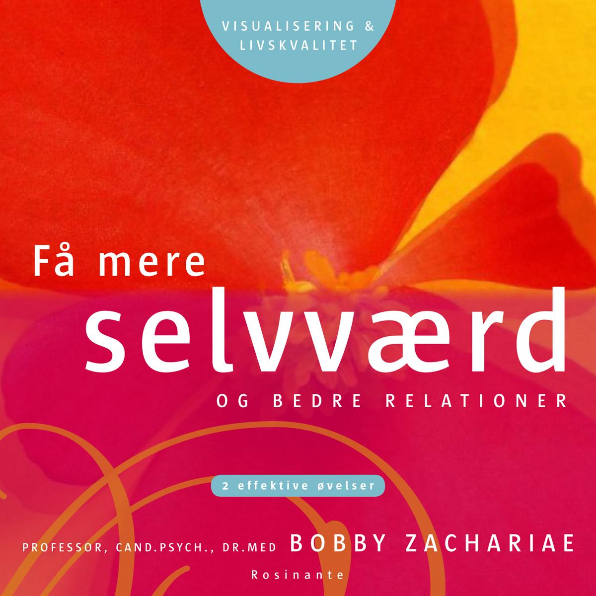 N/A – Få mere selvværd og bedre relationer - e-lydbog på bog & mystik