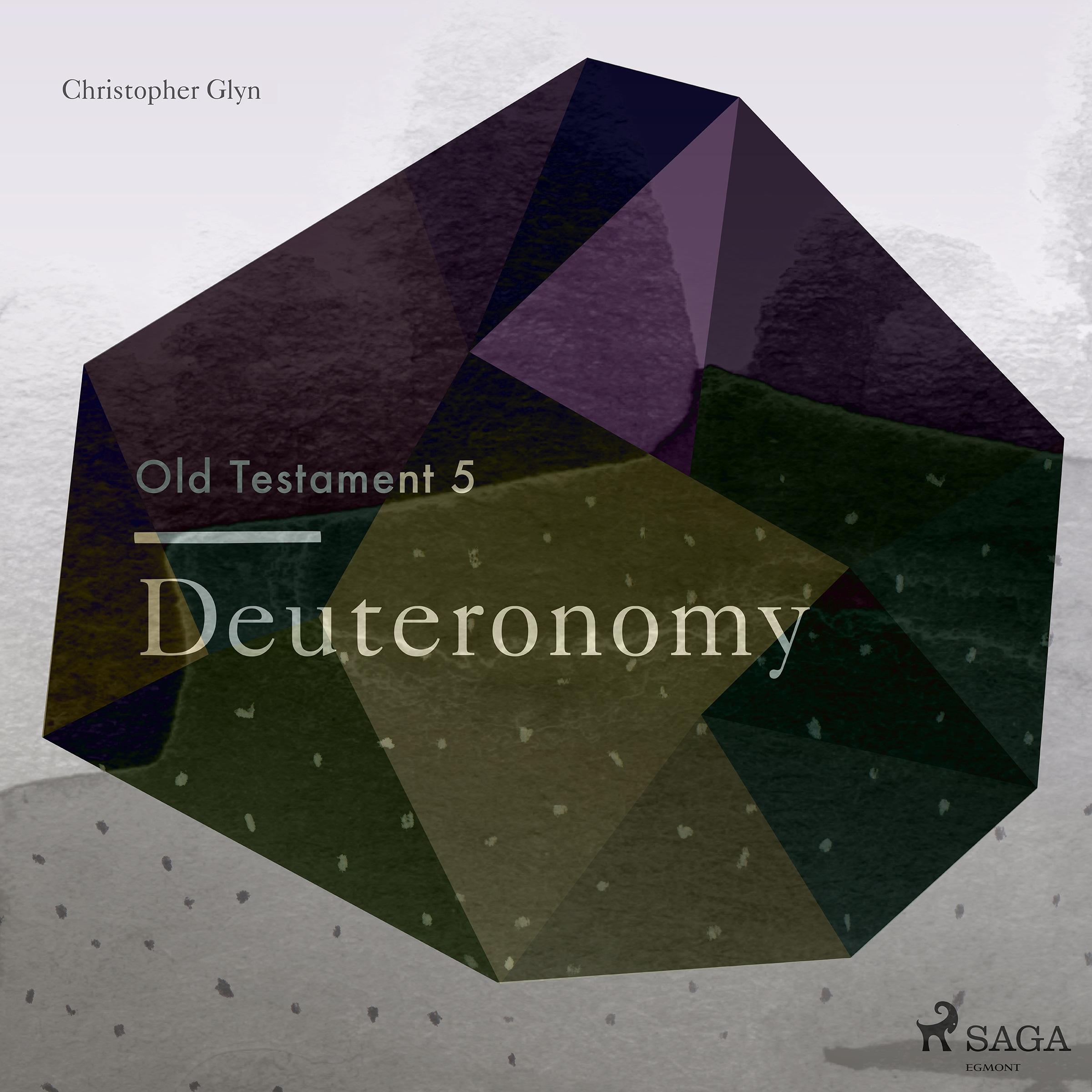 N/A The old testament 5 - deuteronomy - e-lydbog fra bog & mystik