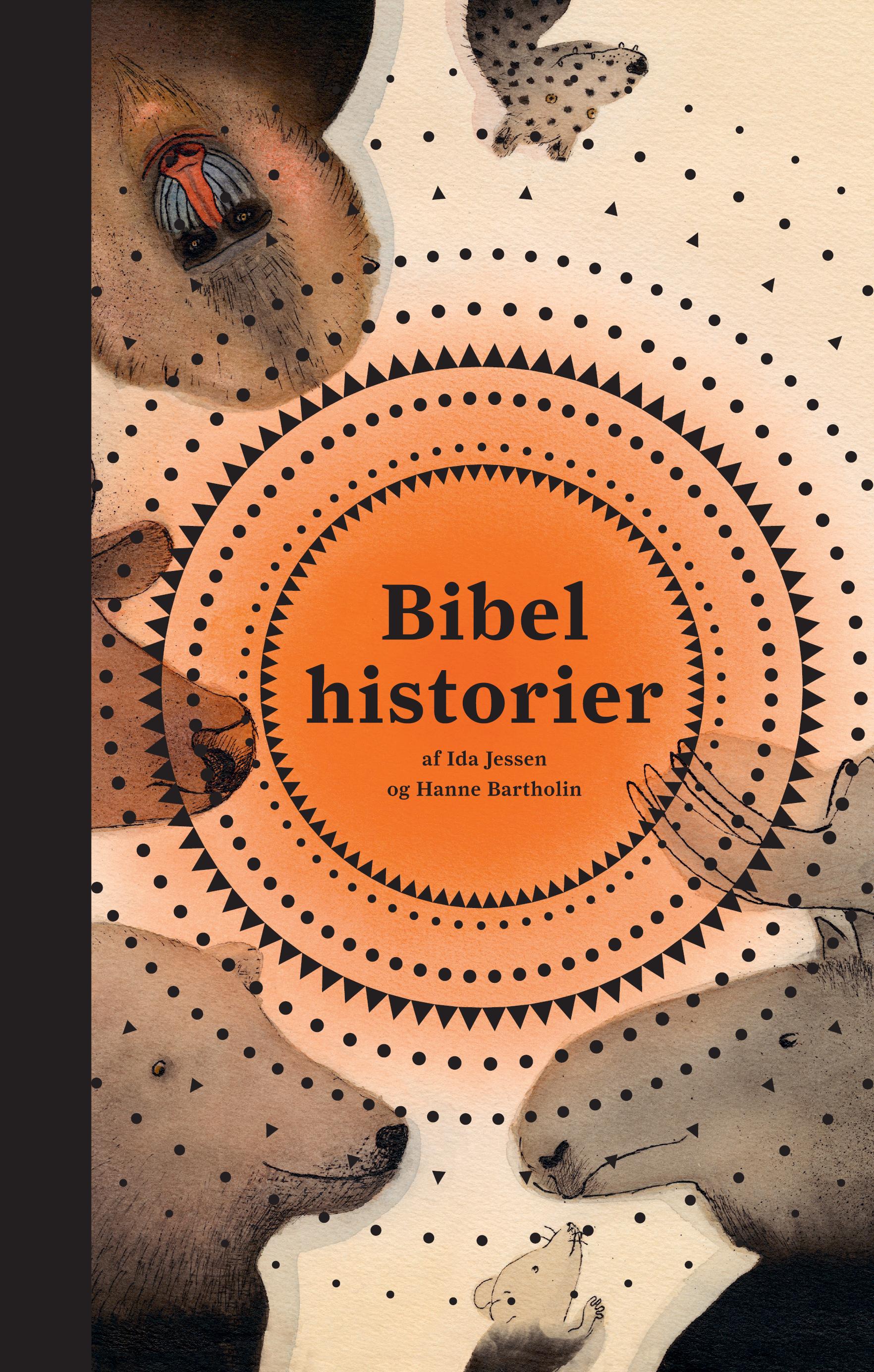 Image of   Bibelhistorier - E-lydbog